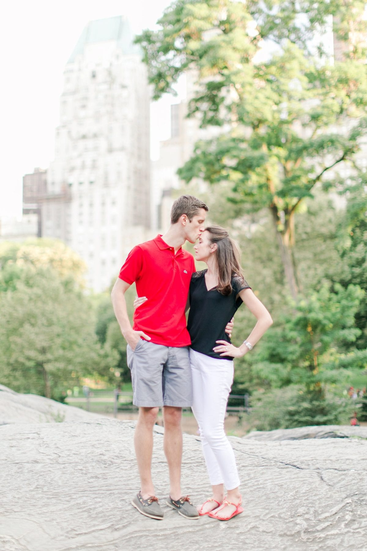 West Village Central Park Engagement Photos NYC Wedding Photographer Megan Kelsey Photography-177.jpg