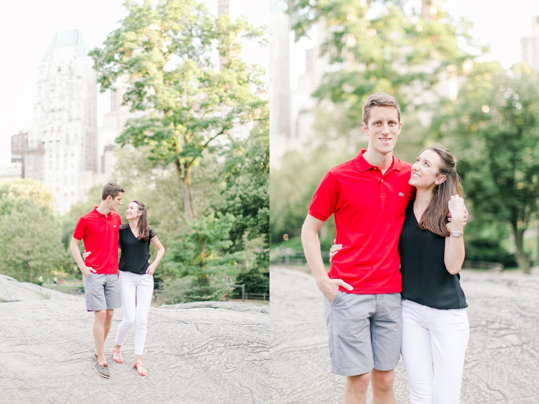 West Village Central Park Engagement Photos NYC Wedding Photographer Megan Kelsey Photography-186.jpg