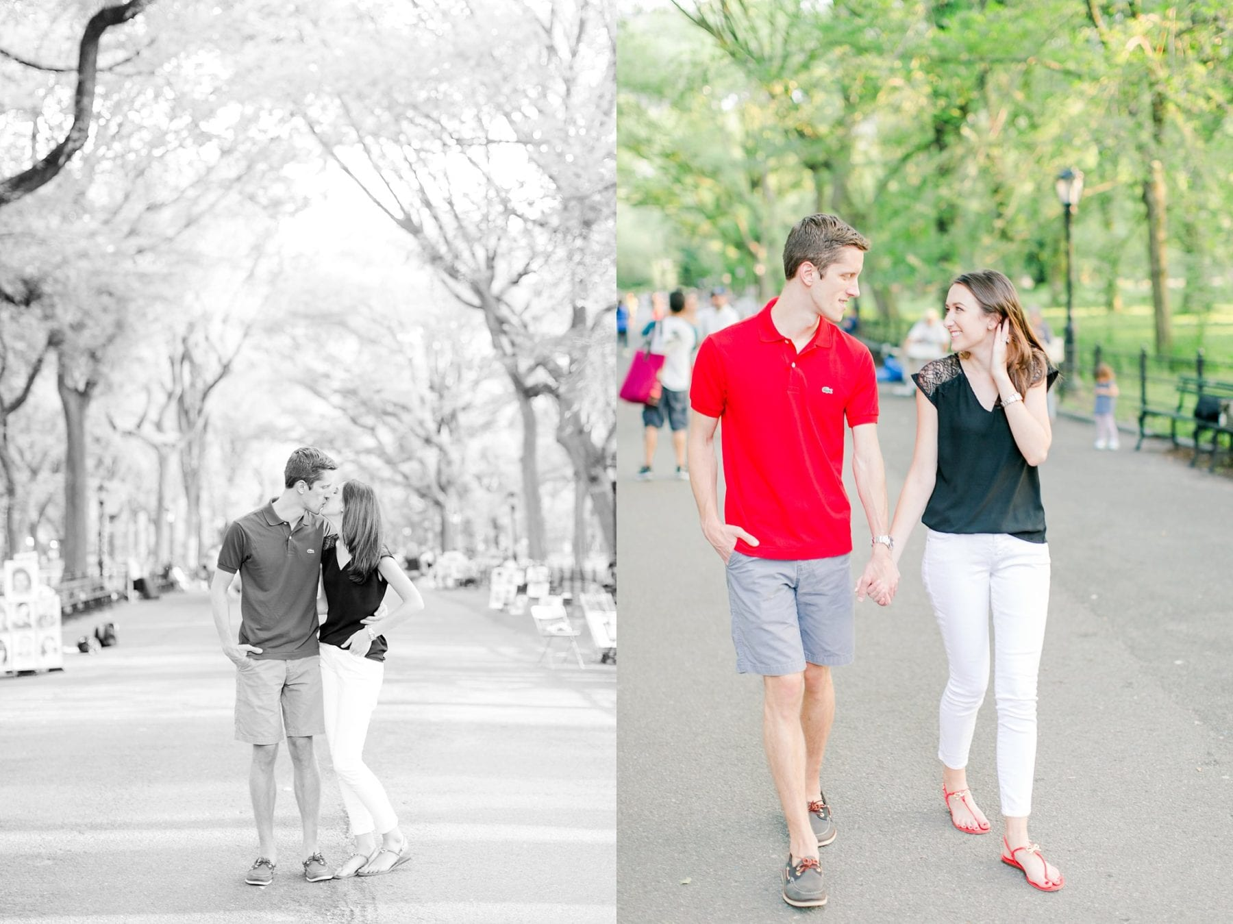 West Village Central Park Engagement Photos NYC Wedding Photographer Megan Kelsey Photography-225.jpg