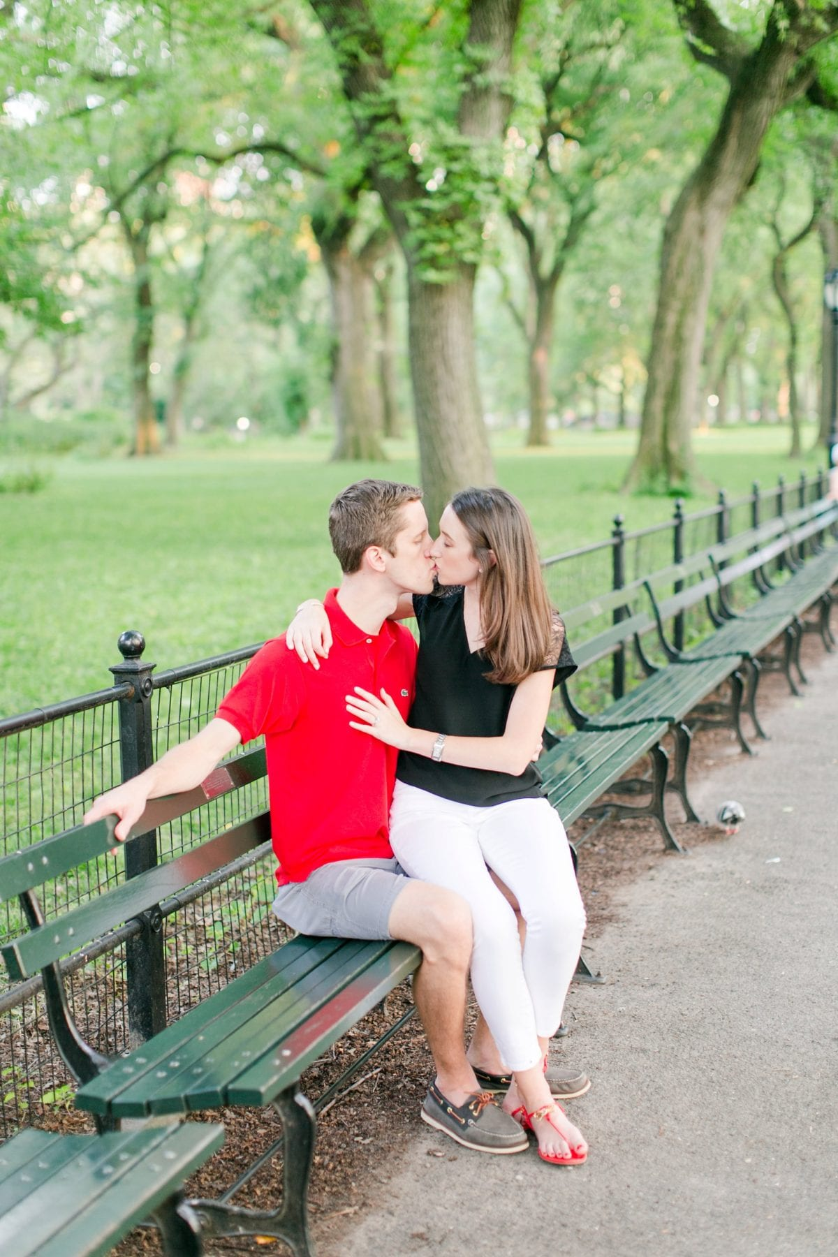 West Village Central Park Engagement Photos NYC Wedding Photographer Megan Kelsey Photography-240.jpg
