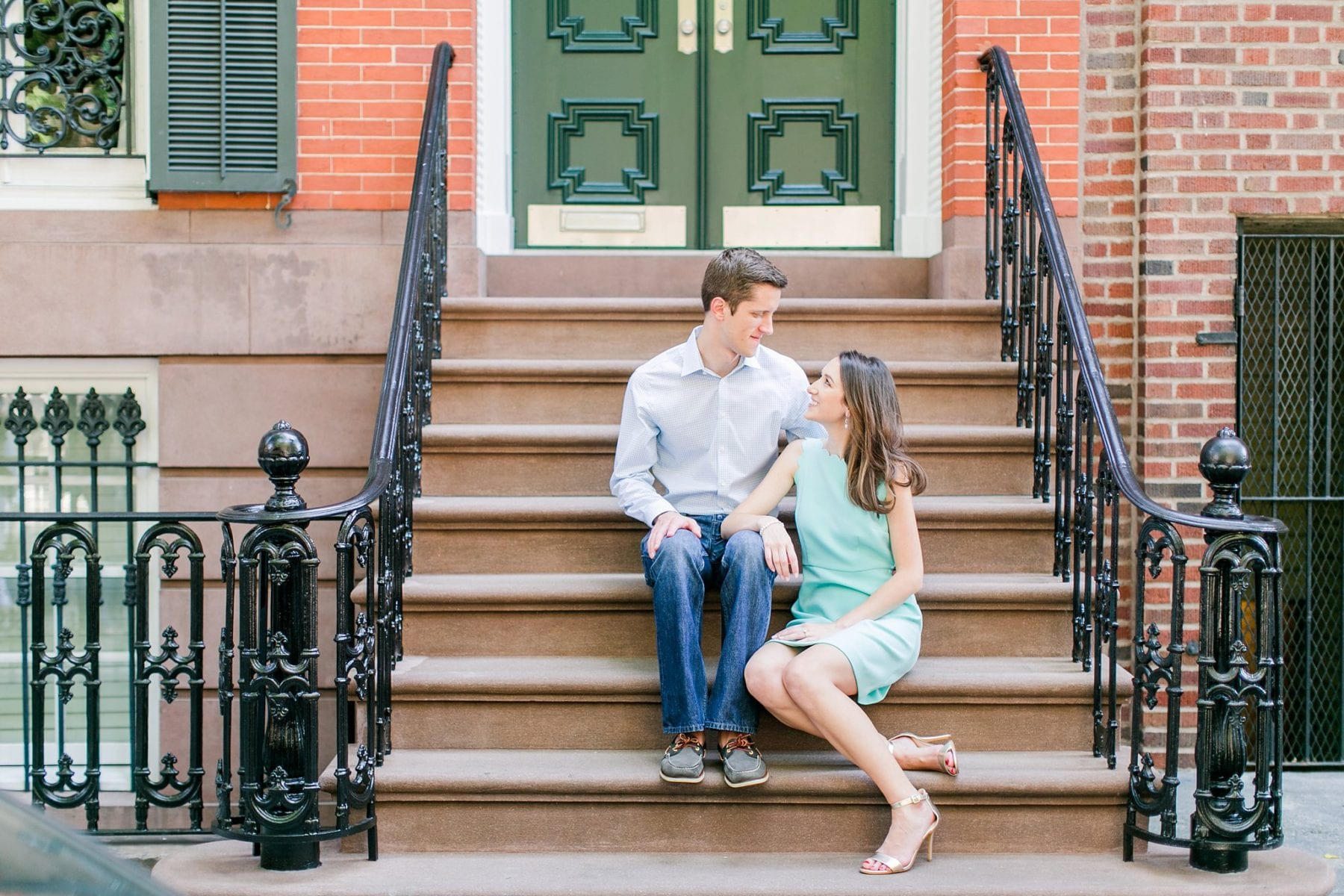 West Village Central Park Engagement Photos NYC Wedding Photographer Megan Kelsey Photography-31.jpg