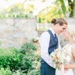 Kristen & Ryan | A Rustic Summer Wedding At Pond View Farm
