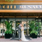 Hotel Monaco Alexandria Wedding Photos | Morgan & Kevin