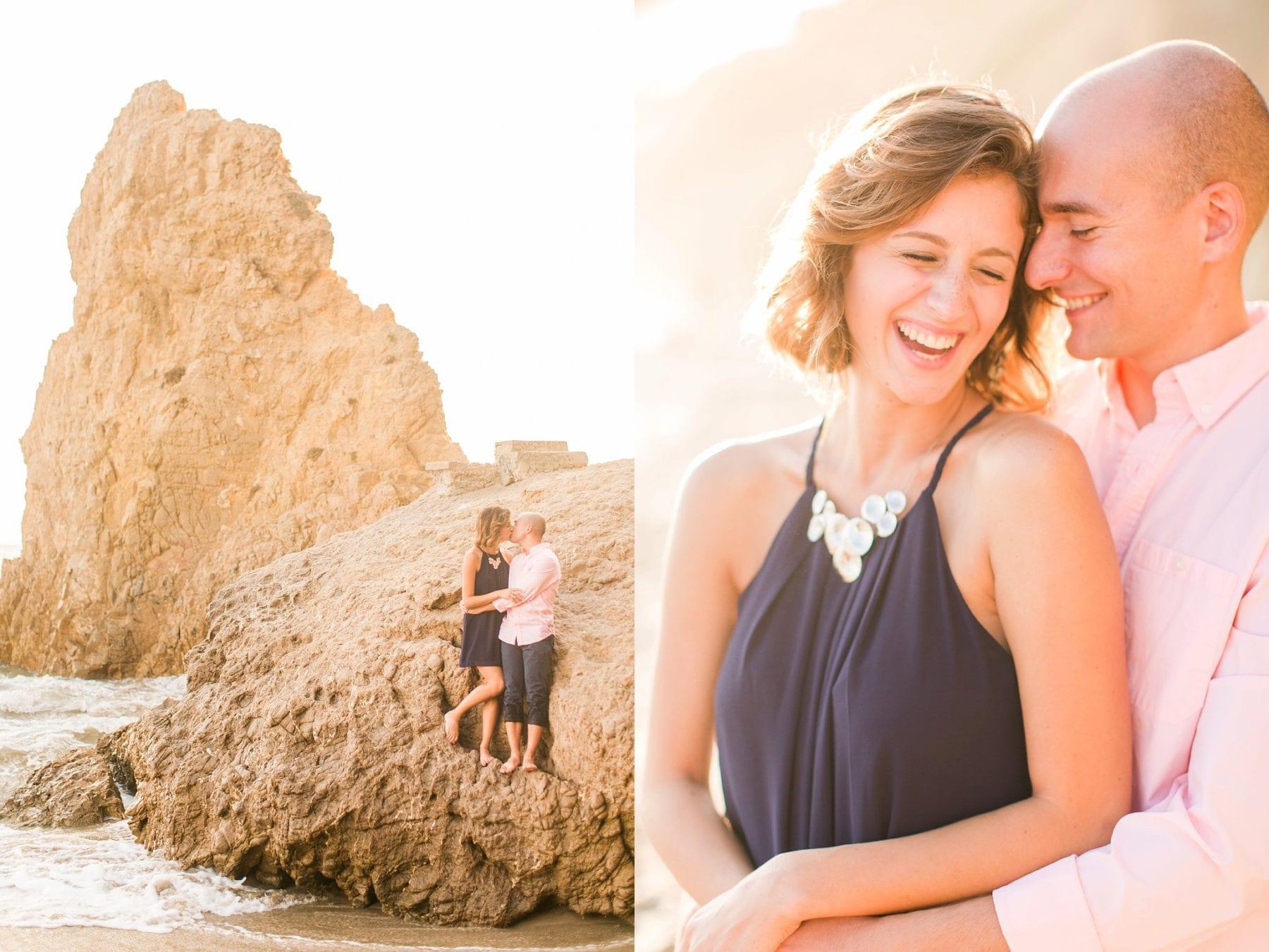 Malibu Engagement Photos California Wedding Photographer Megan Kelsey Photography Maria & David El Matador Beach -128.jpg