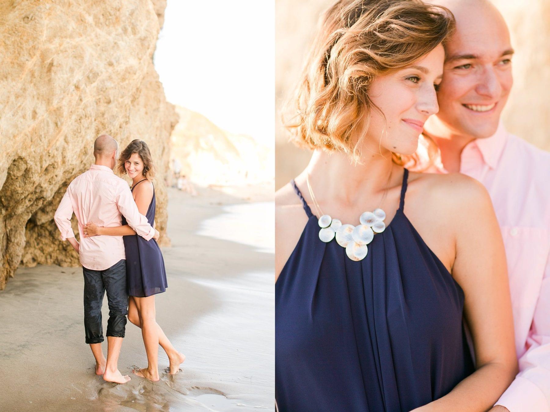 Malibu Engagement Photos California Wedding Photographer Megan Kelsey Photography Maria & David El Matador Beach -131.jpg