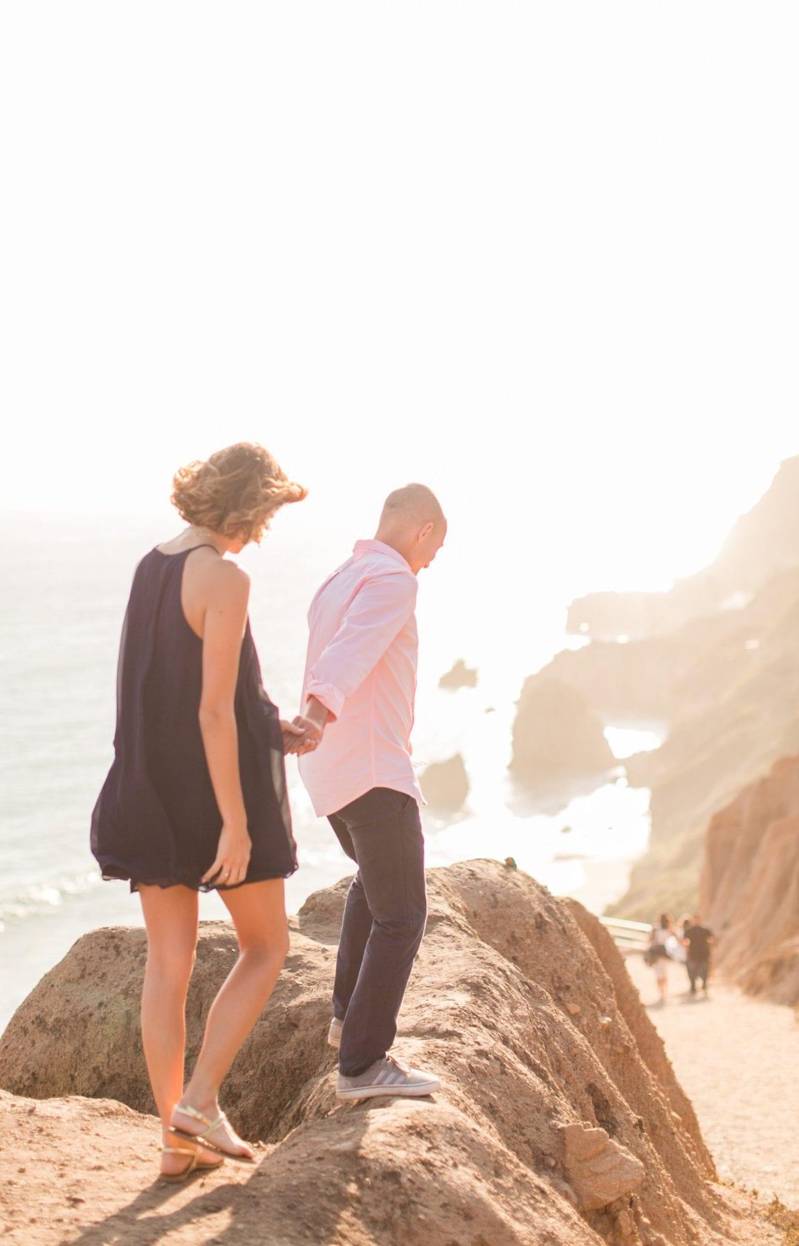 Malibu Engagement Photos California Wedding Photographer Megan Kelsey Photography Maria & David El Matador Beach -17.JPG