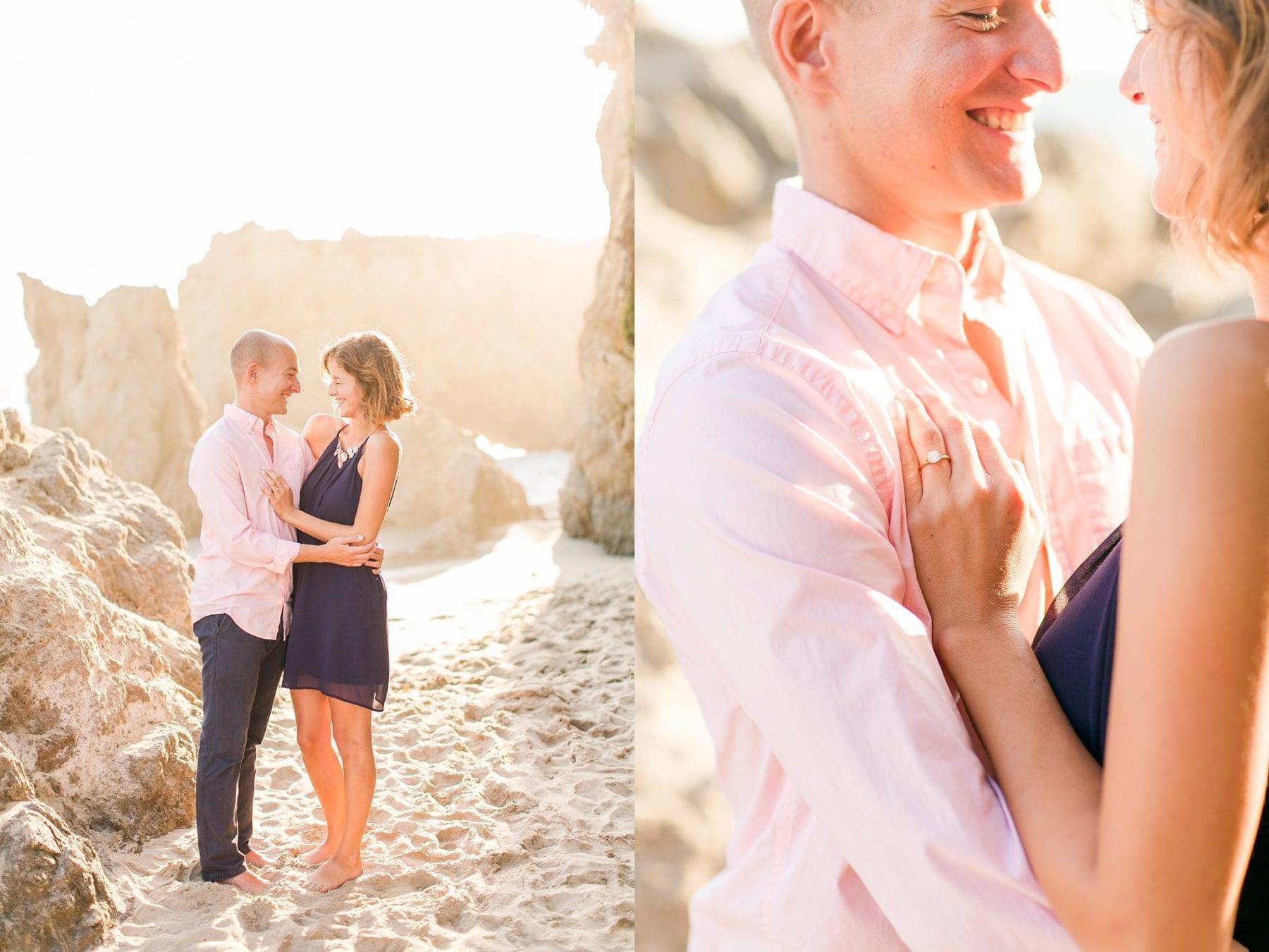 Malibu Engagement Photos California Wedding Photographer Megan Kelsey Photography Maria & David El Matador Beach -85.jpg