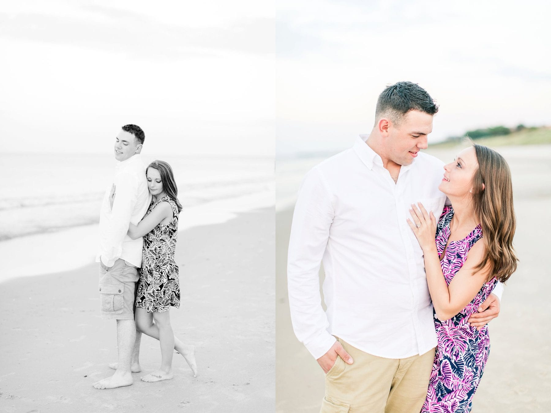 Virginia Beach Engagement Photos Britney & Greg Virginia Wedding Photographer Megan Kelsey Photography-148.jpg