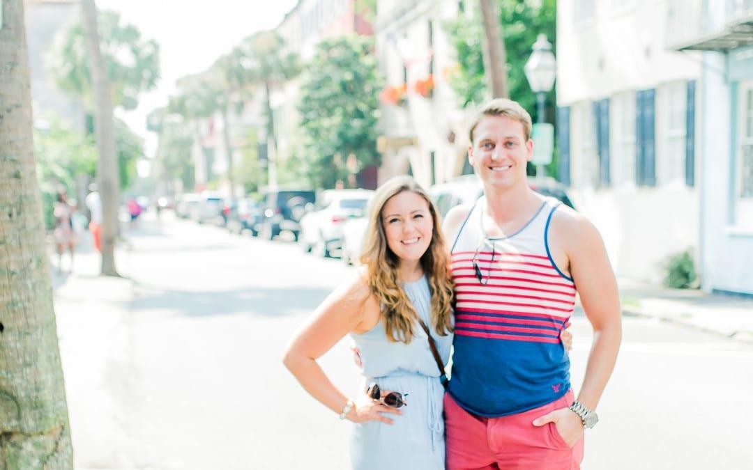 Rainbow Row Adventures | Charleston With Justin | Labor Day Weekend 2015
