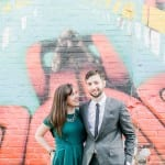 Downtown Washington DC Engagement Session | Erin & Mike