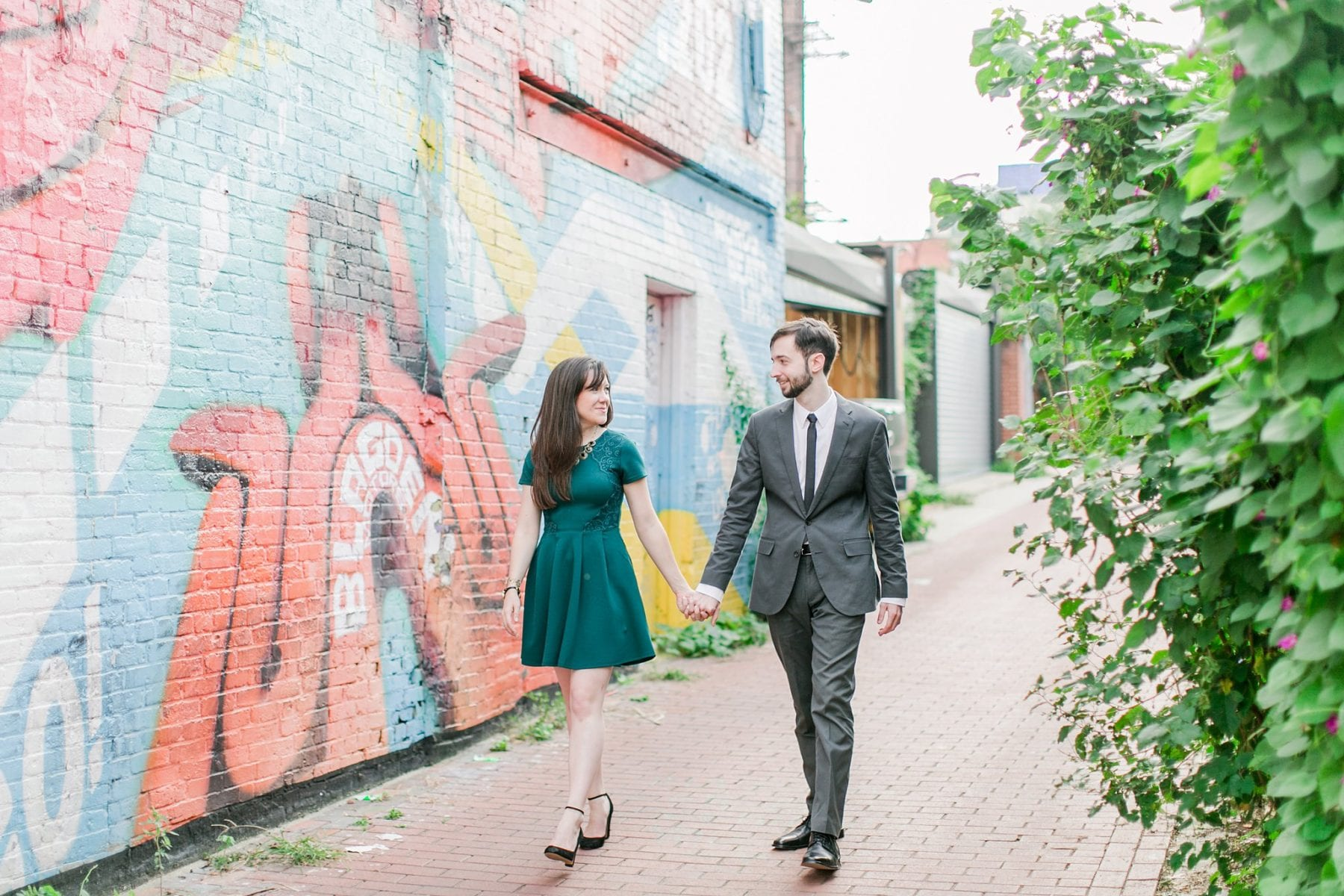 Downtown Washington DC Engagement Photos Megan Kelsey Photography Virginia Wedding Photographer Erin & Mike-0731.jpg