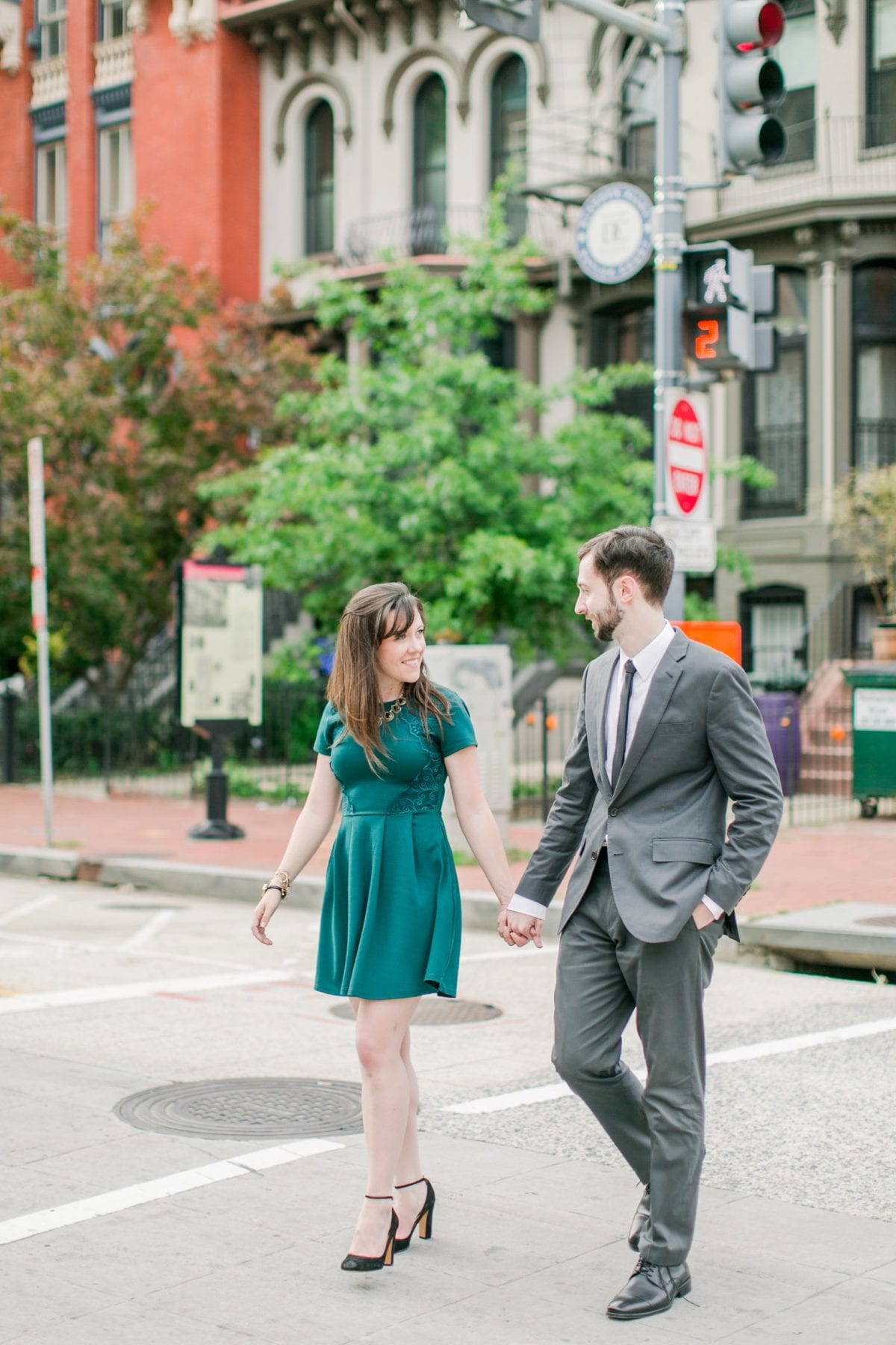 Downtown Washington DC Engagement Photos Megan Kelsey Photography Virginia Wedding Photographer Erin & Mike-0762.jpg