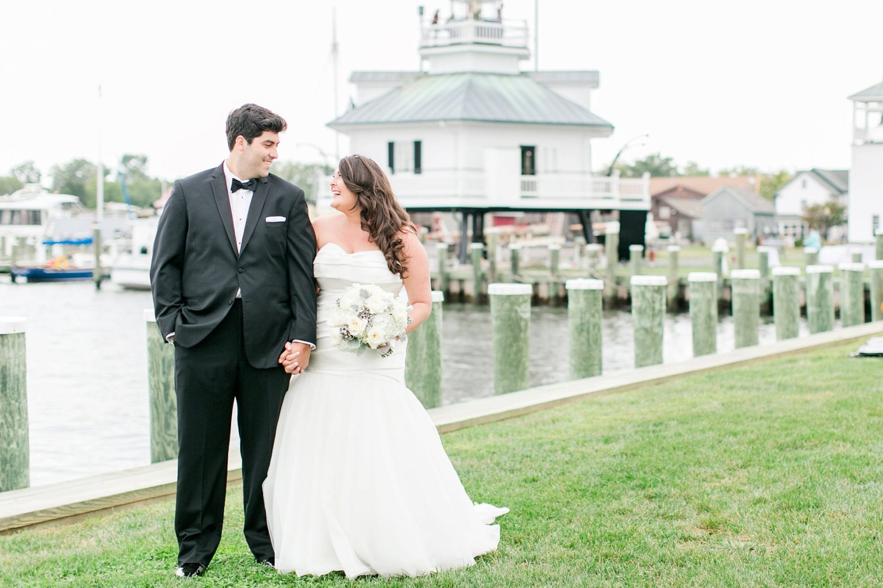 Chesapeake Bay Maritime Museum Wedding Photos Maryland Wedding Photographer Megan Kelsey Photography Halie & Mike-67.jpg