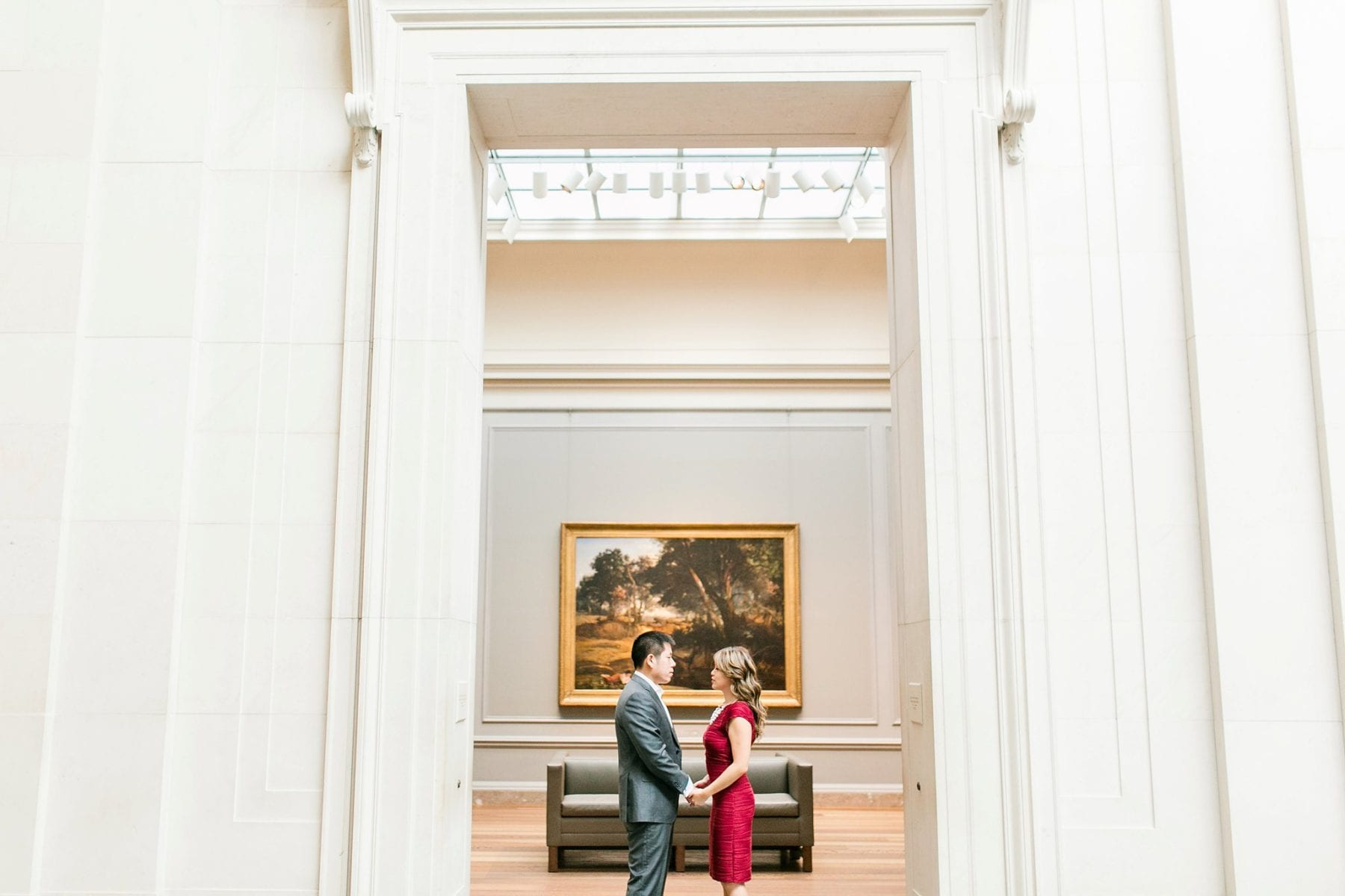 National Gallery of Art Engagement Photos Megan Kelsey Photography Washington DC Wedding Photographer Sy-yu & Anthony-112.jpg