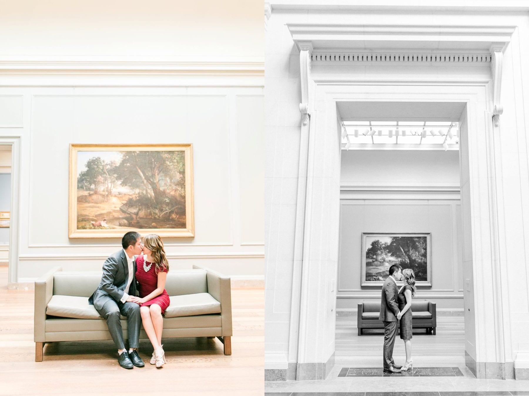 National Gallery of Art Engagement Photos Megan Kelsey Photography Washington DC Wedding Photographer Sy-yu & Anthony-120.jpg