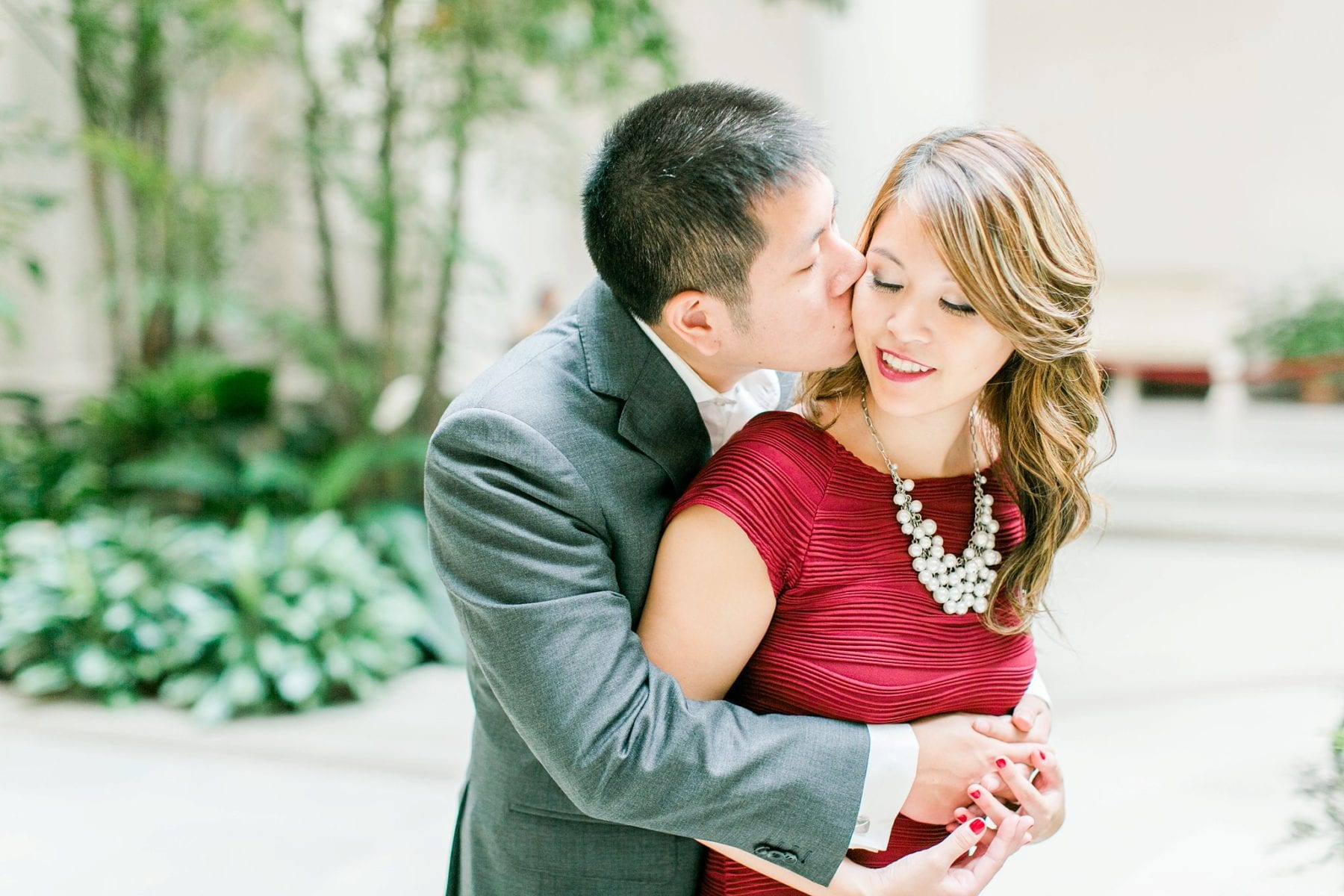National Gallery of Art Engagement Photos Megan Kelsey Photography Washington DC Wedding Photographer Sy-yu & Anthony-129.jpg