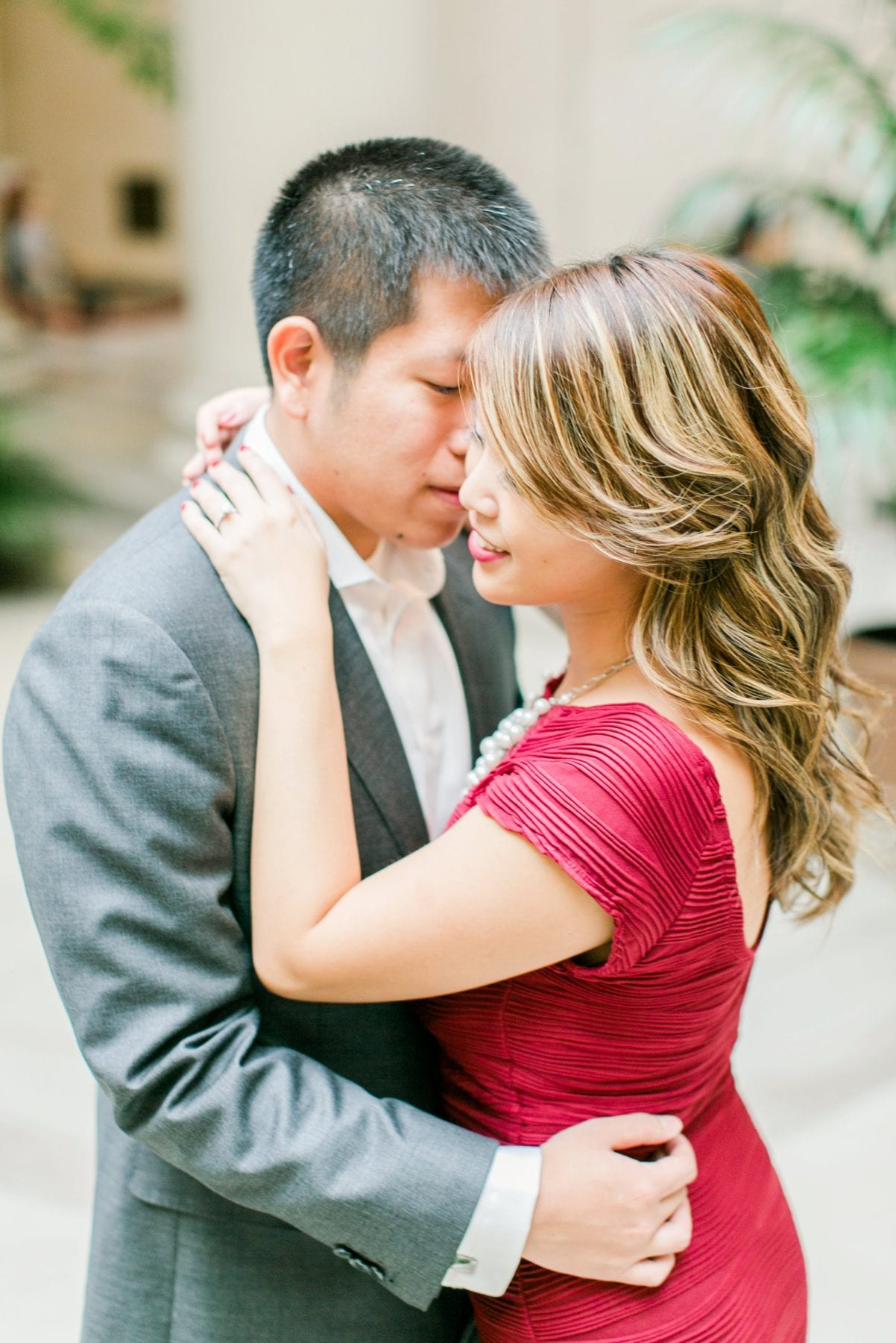 National Gallery of Art Engagement Photos Megan Kelsey Photography Washington DC Wedding Photographer Sy-yu & Anthony-143.jpg