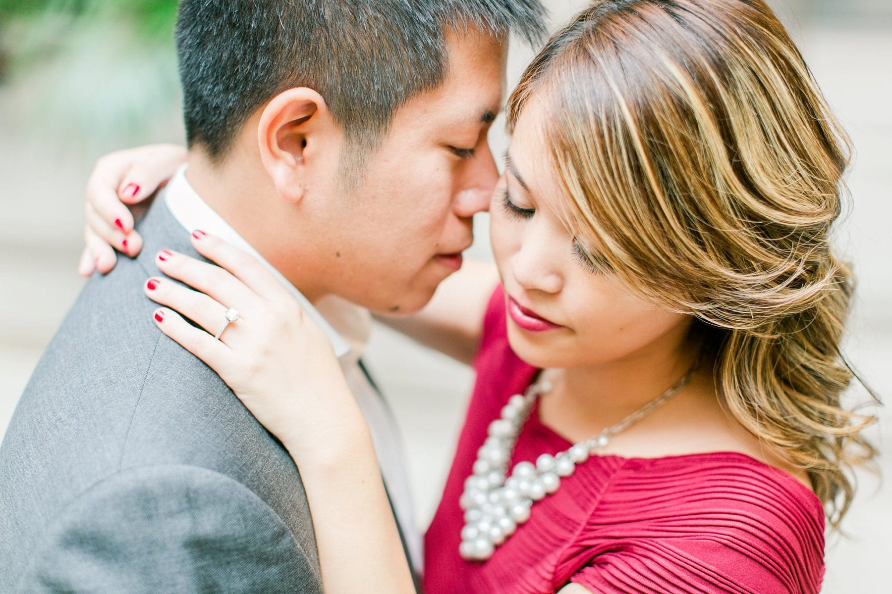 National Gallery of Art Engagement Photos Megan Kelsey Photography Washington DC Wedding Photographer Sy-yu & Anthony-145.jpg