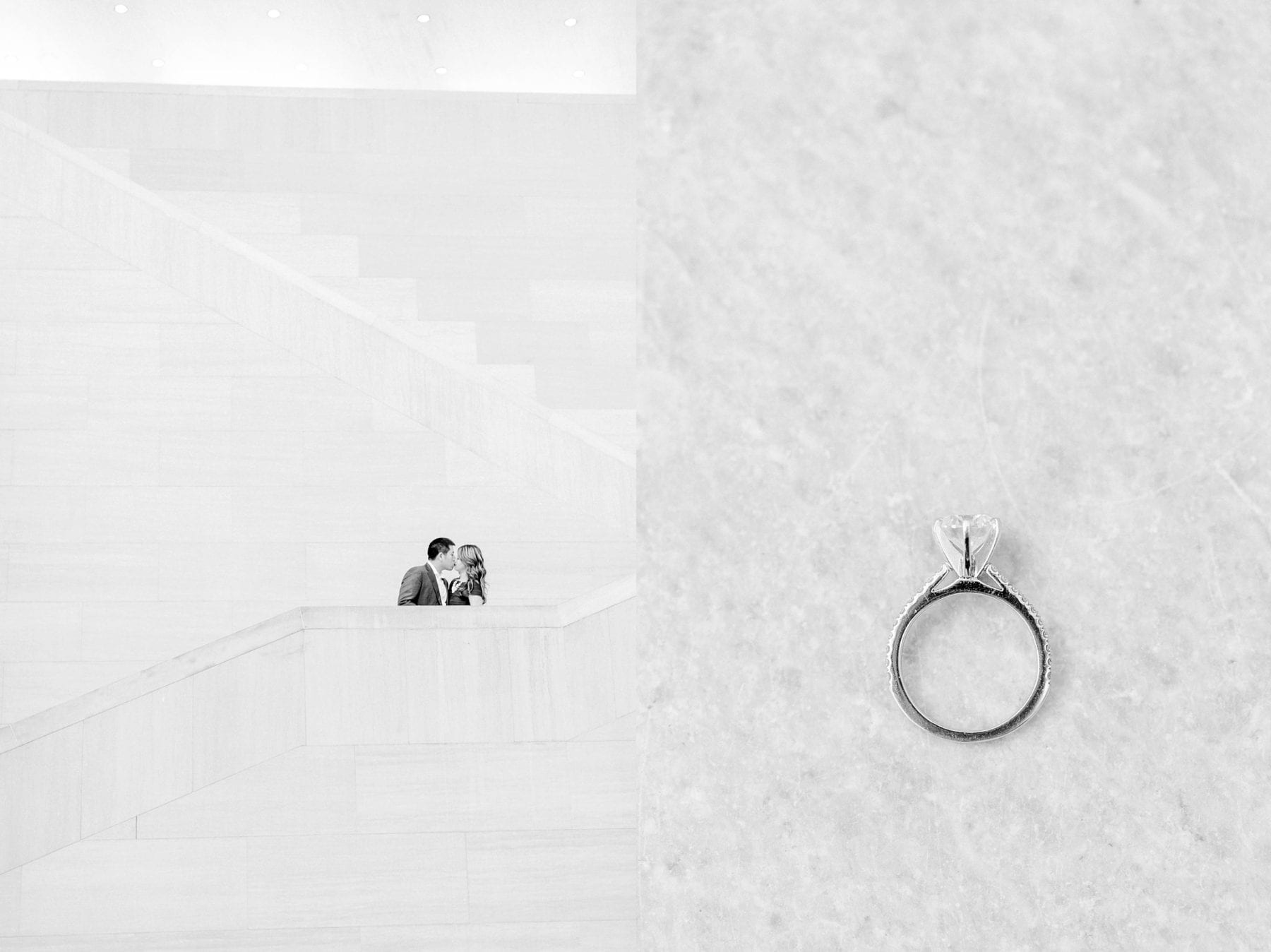 National Gallery of Art Engagement Photos Megan Kelsey Photography Washington DC Wedding Photographer Sy-yu & Anthony-192.jpg