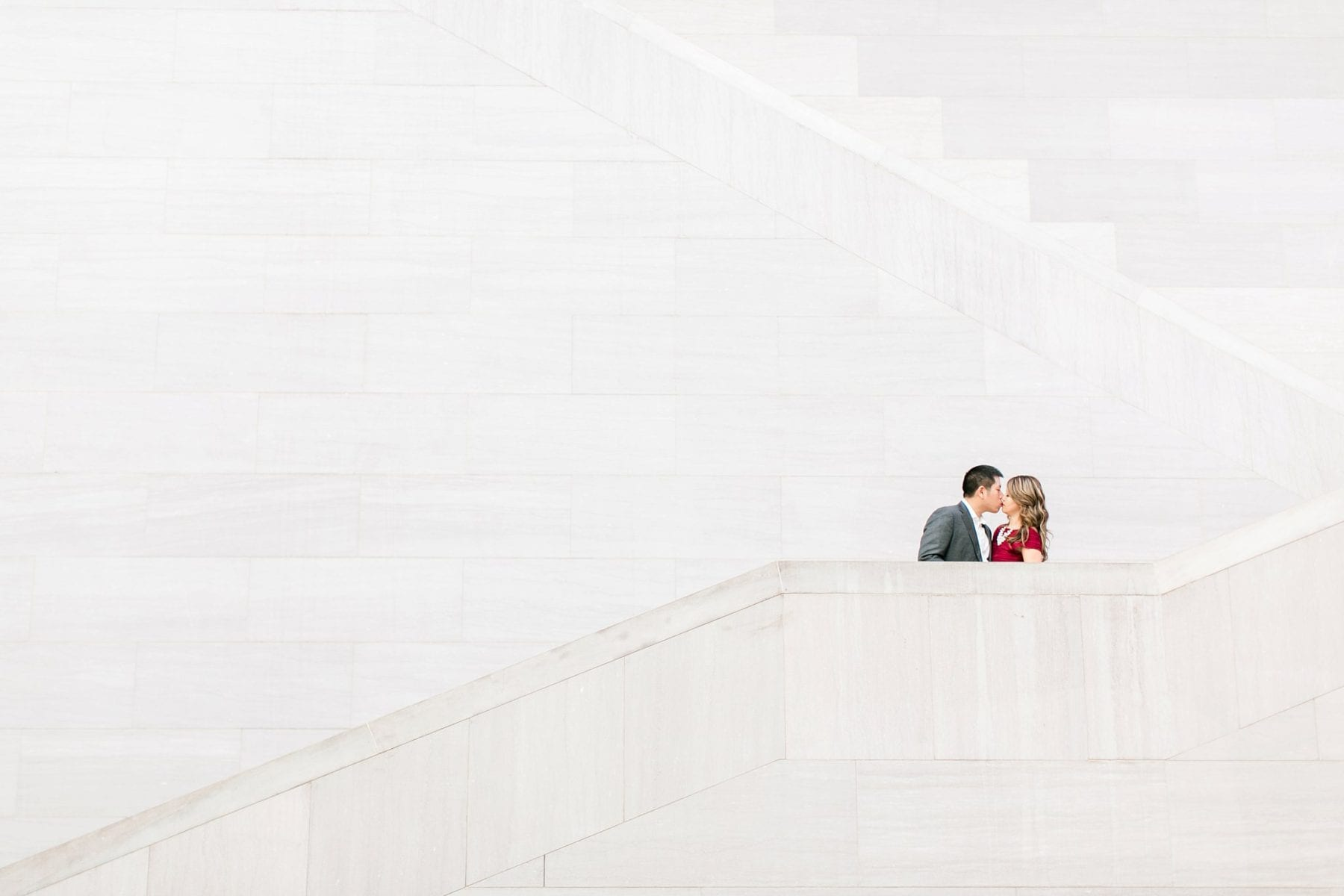 National Gallery of Art Engagement Photos Megan Kelsey Photography Washington DC Wedding Photographer Sy-yu & Anthony-193.jpg