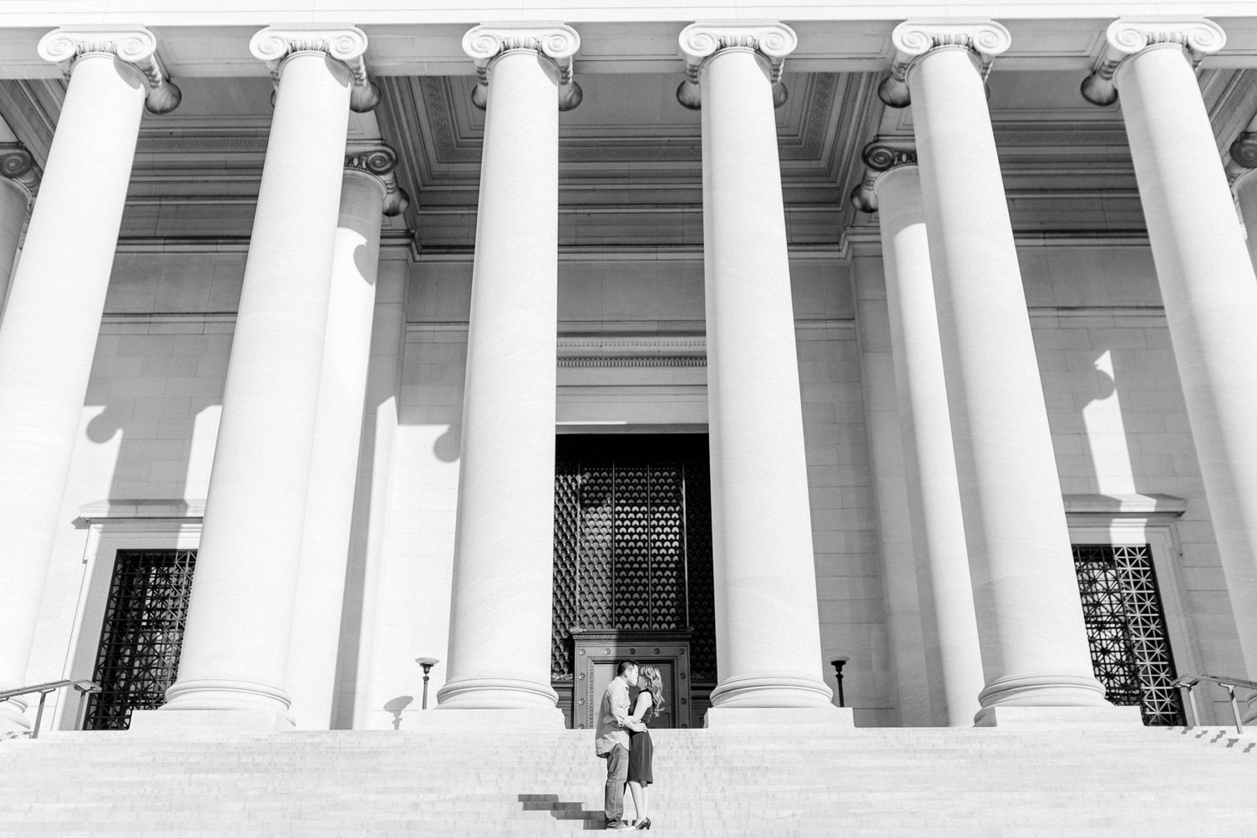 National Gallery of Art Engagement Photos Megan Kelsey Photography Washington DC Wedding Photographer Sy-yu & Anthony-40.jpg