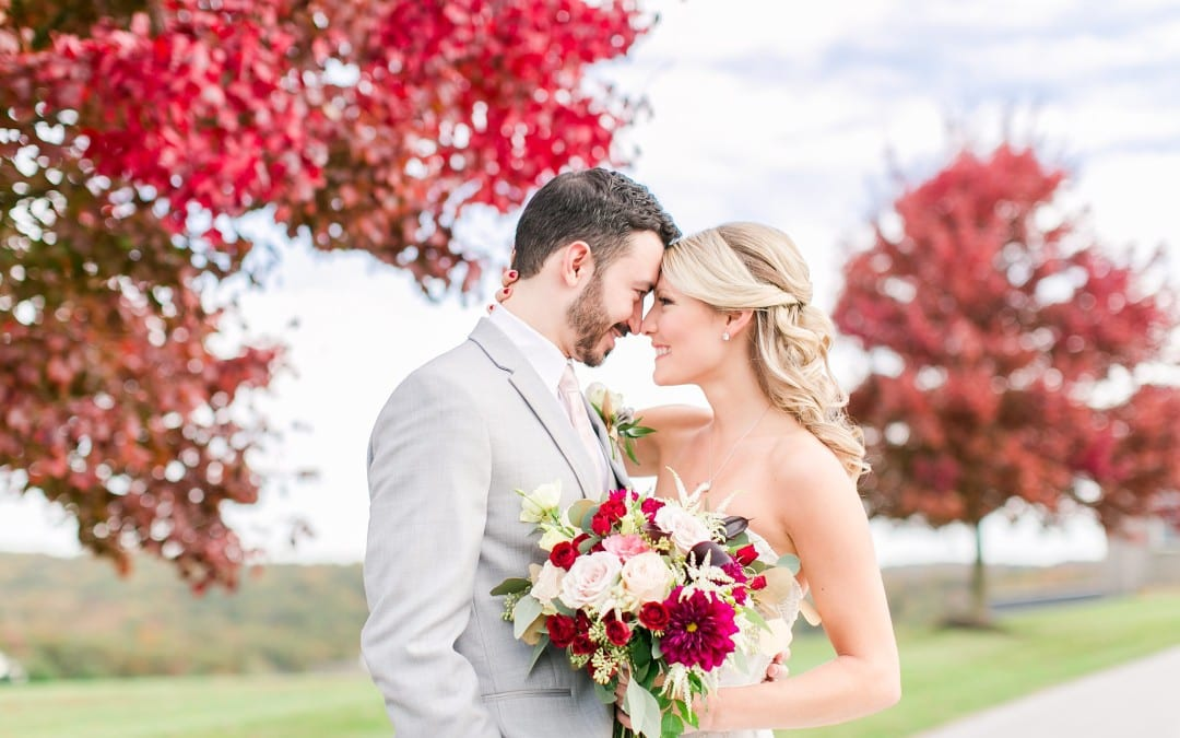 Wyndridge Farm Wedding | Matt & Heather | Classic Pennsylvania Fall Wedding Day