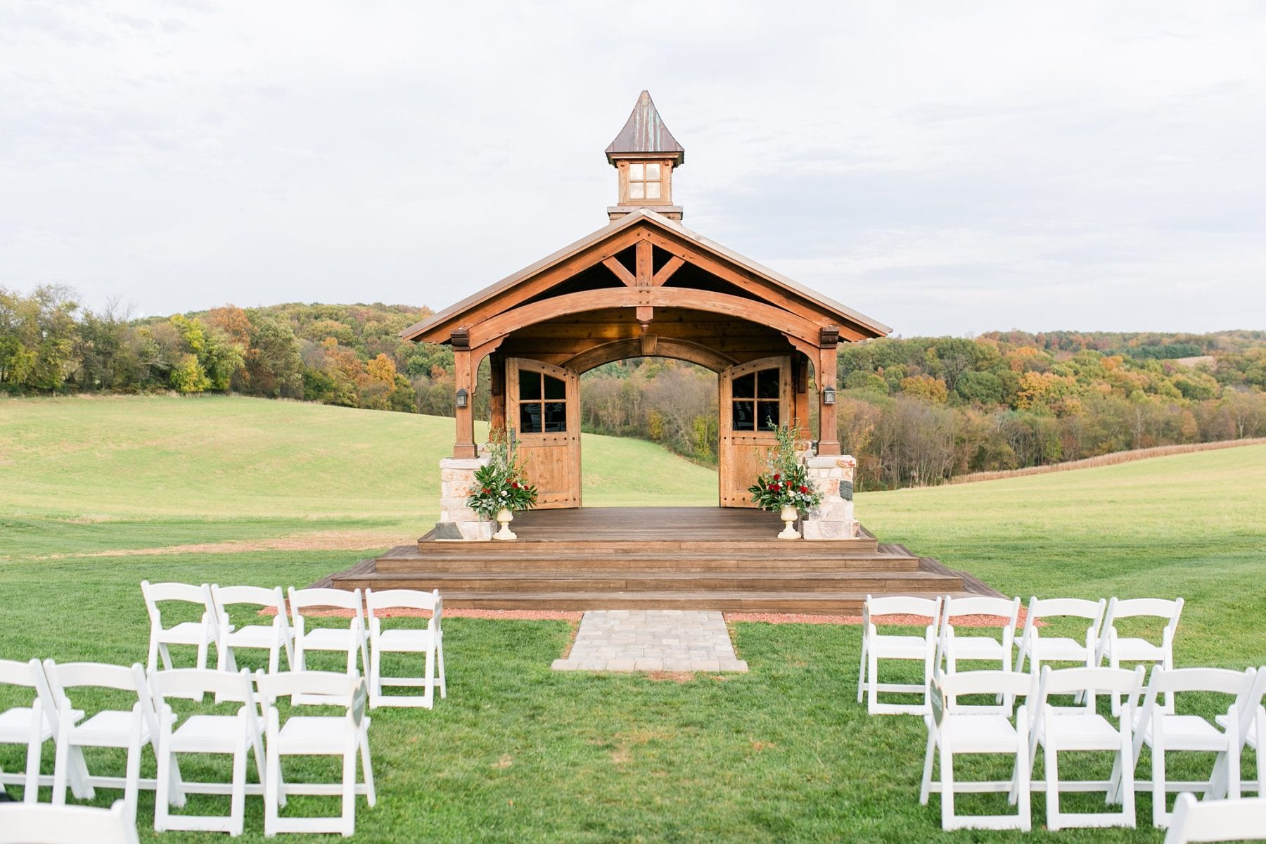 Wyndridge Farm Wedding Matt Amp Heather Megan Kelsey Blog