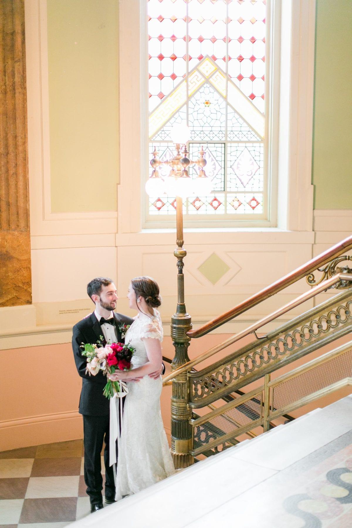 Hotel Monaco Washington DC Wedding Photos Megan Kelsey Photography Erin & Mike -154