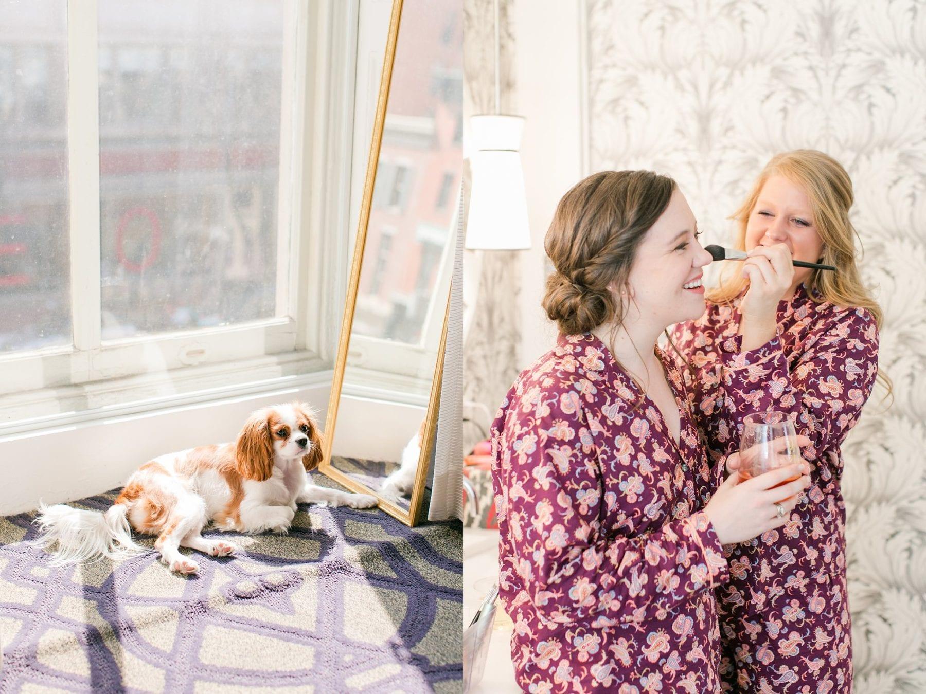 Hotel Monaco Washington DC Wedding Photos Megan Kelsey Photography Erin & Mike -29