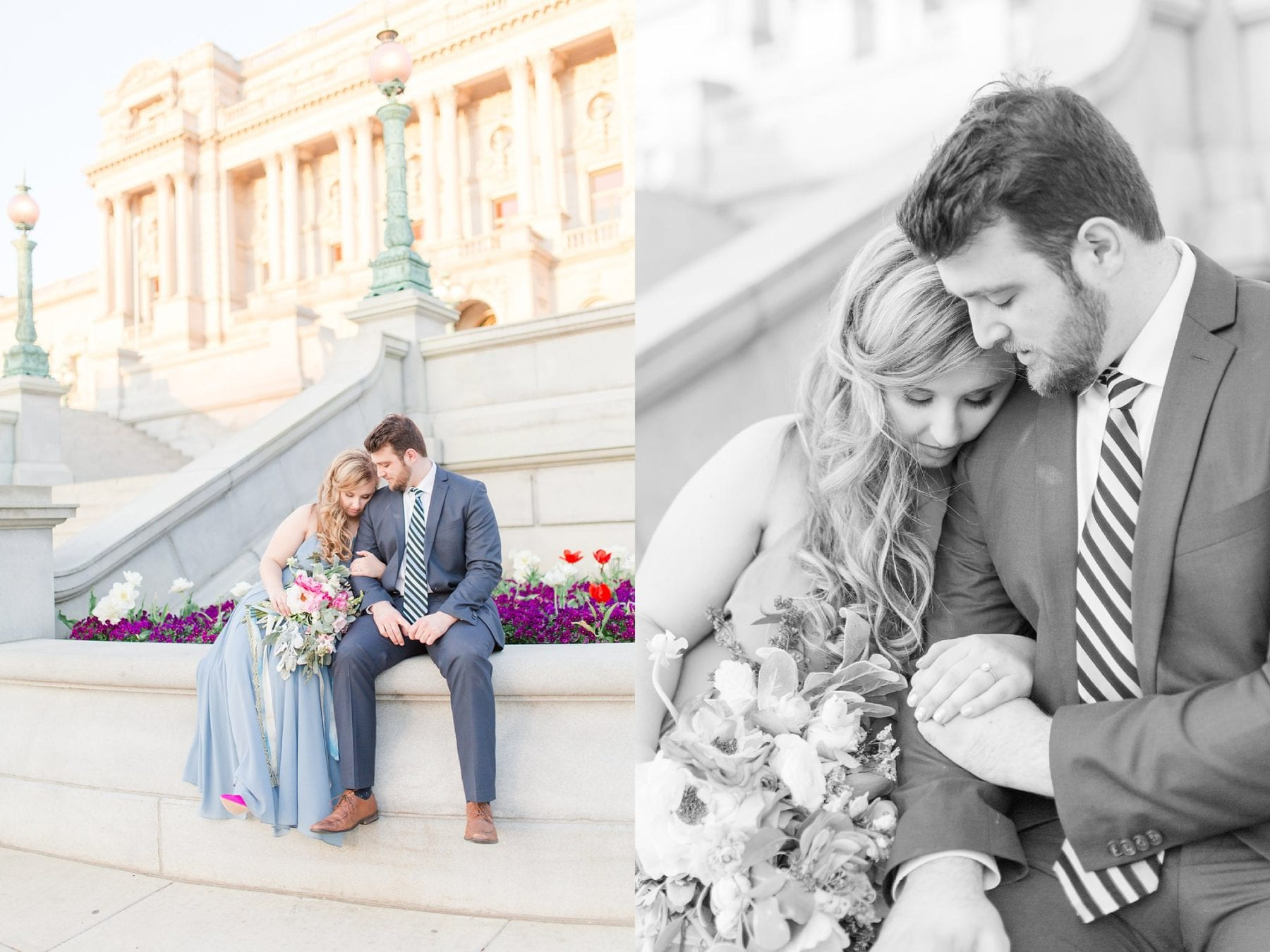 Capitol Hill Engagement Photos Kelly & Zach Washington DC Wedding Photographer Megan Kelsey Photography-268.jpg