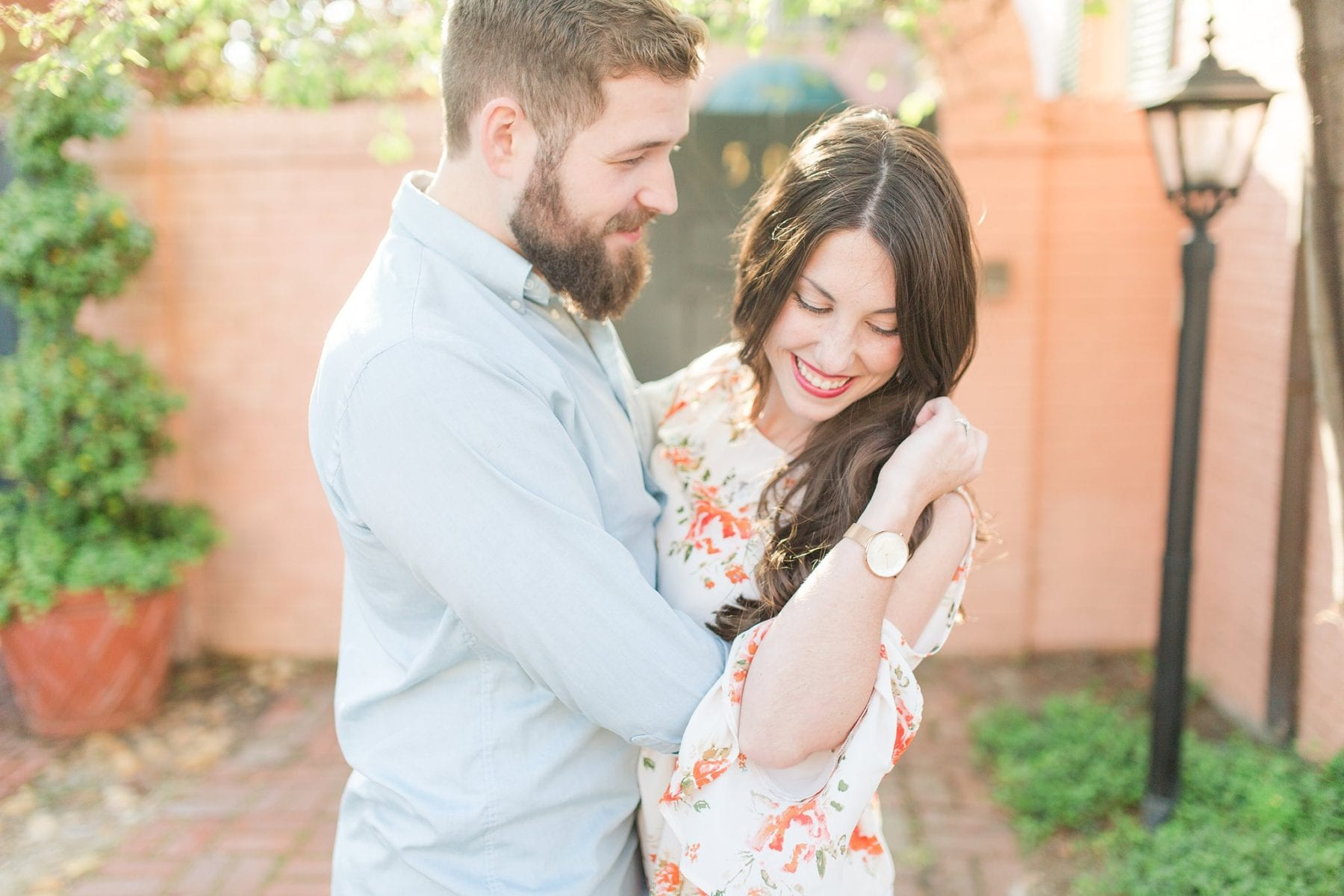 Historic Old Town Alexandria Engagement Session Megan Kelsey Photography-114.jpg