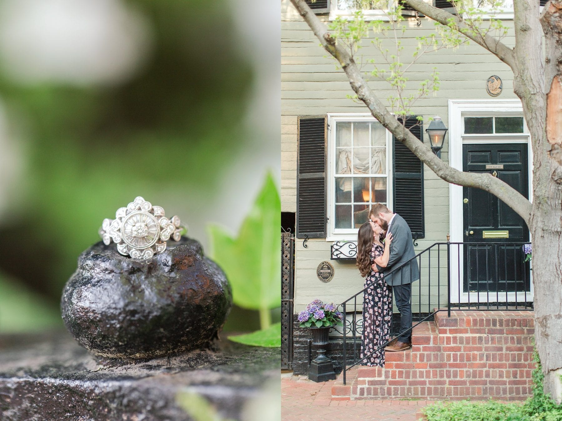 Historic Old Town Alexandria Engagement Session Megan Kelsey Photography-146.jpg