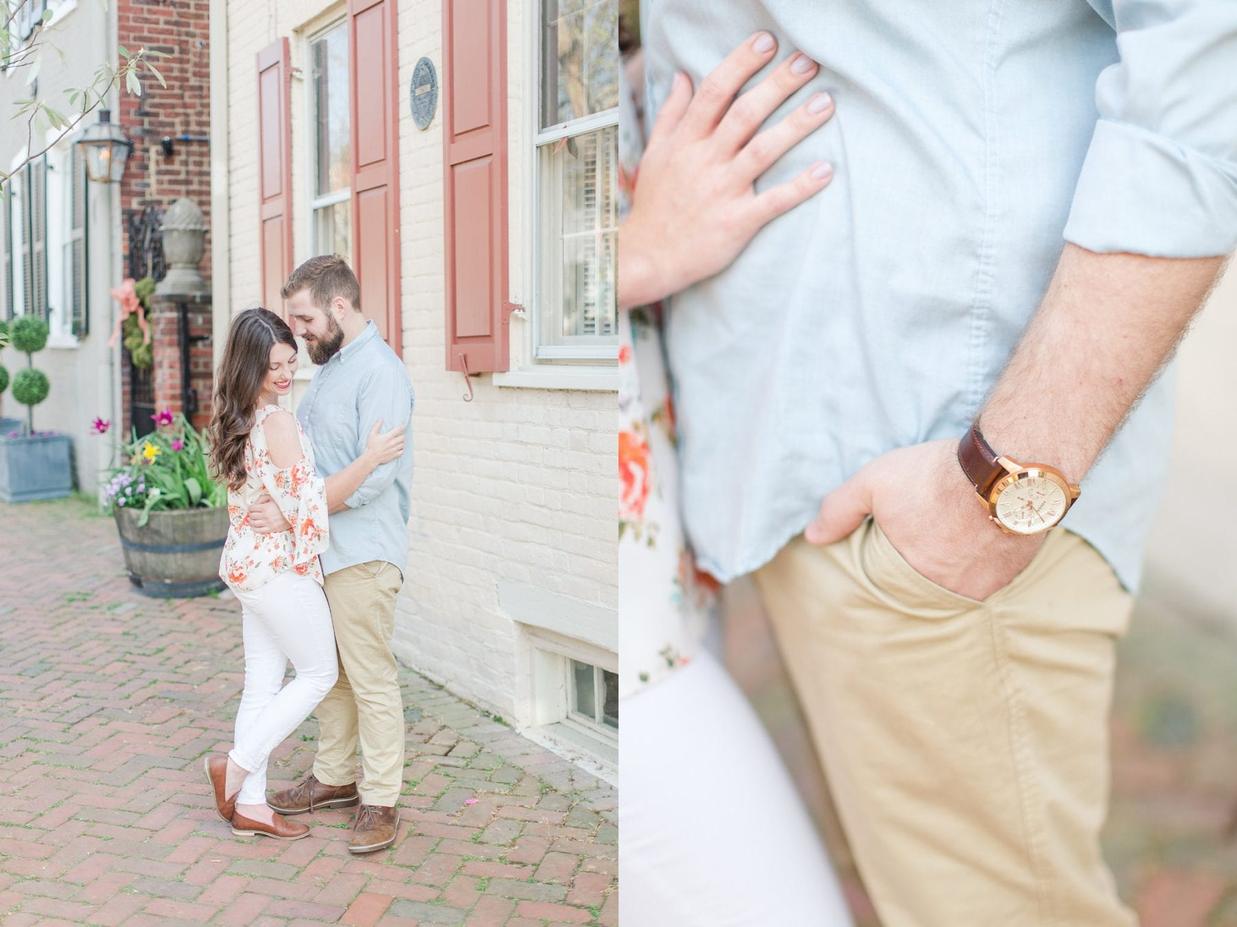 Historic Old Town Alexandria Engagement Session Megan Kelsey Photography-23.jpg