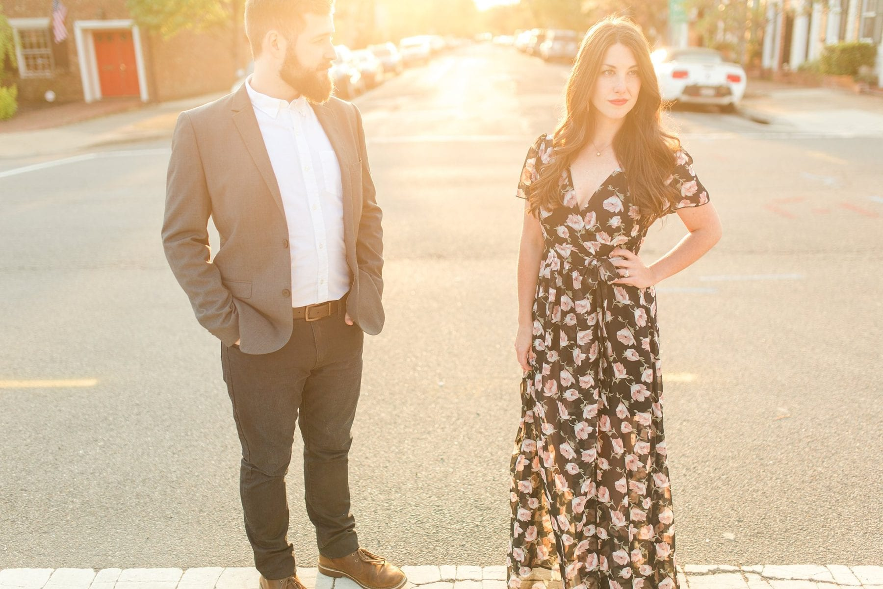 Historic Old Town Alexandria Engagement Session Megan Kelsey Photography-306.jpg