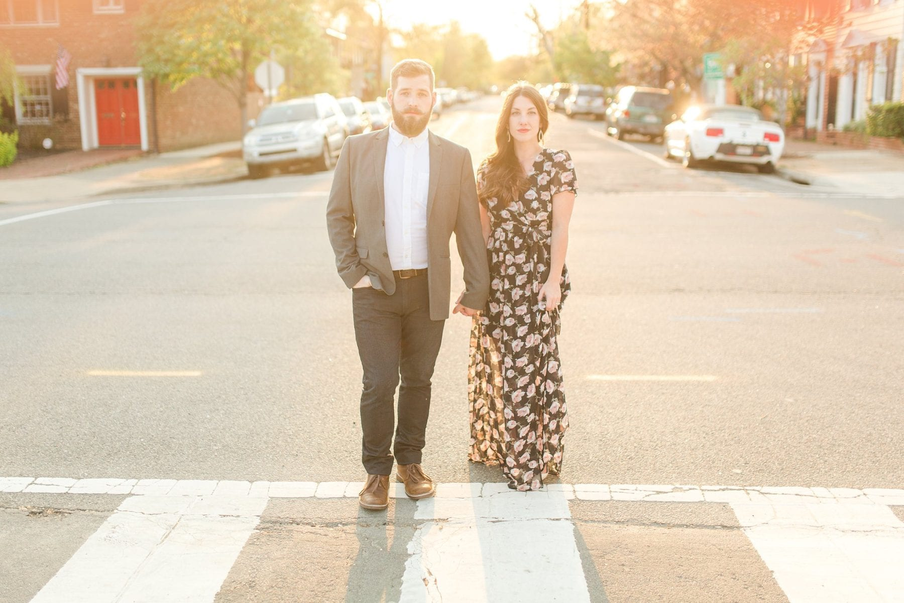 Historic Old Town Alexandria Engagement Session Megan Kelsey Photography-321.jpg