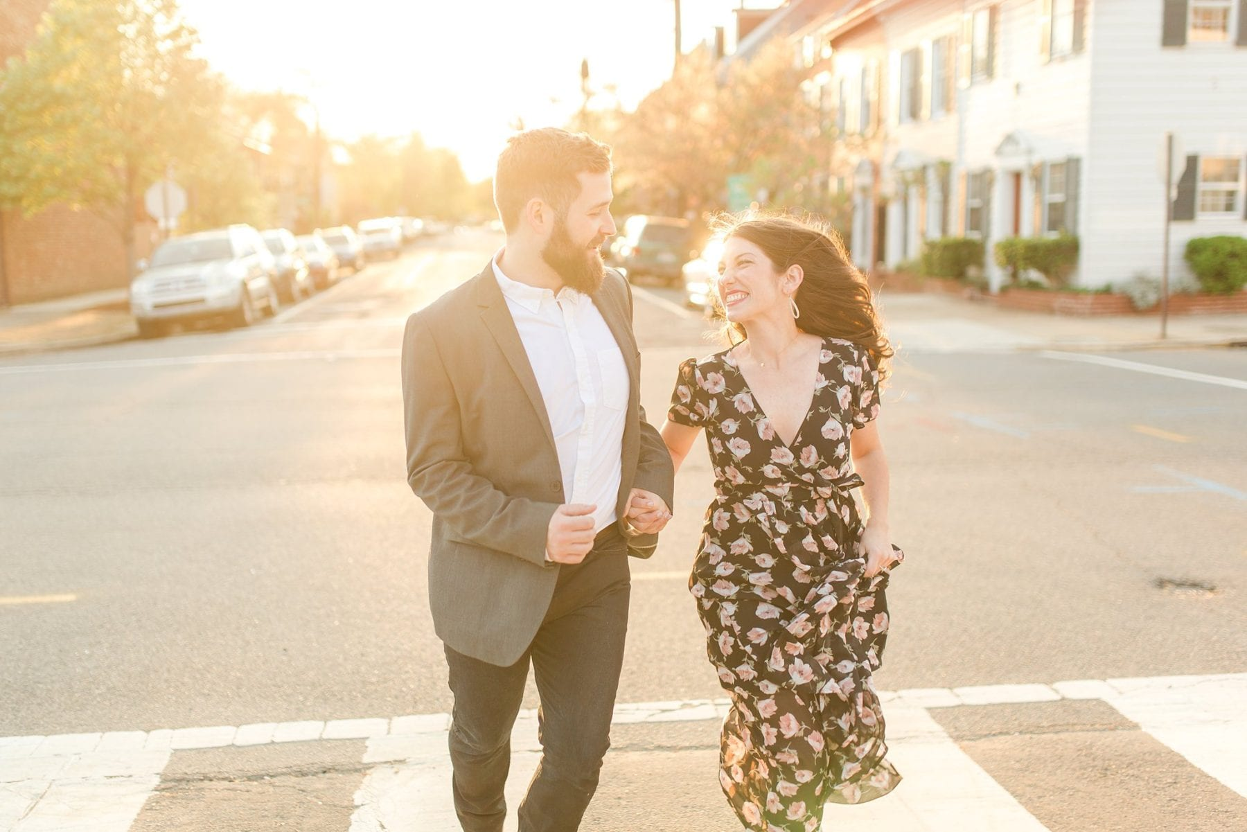 Historic Old Town Alexandria Engagement Session Megan Kelsey Photography-327.jpg