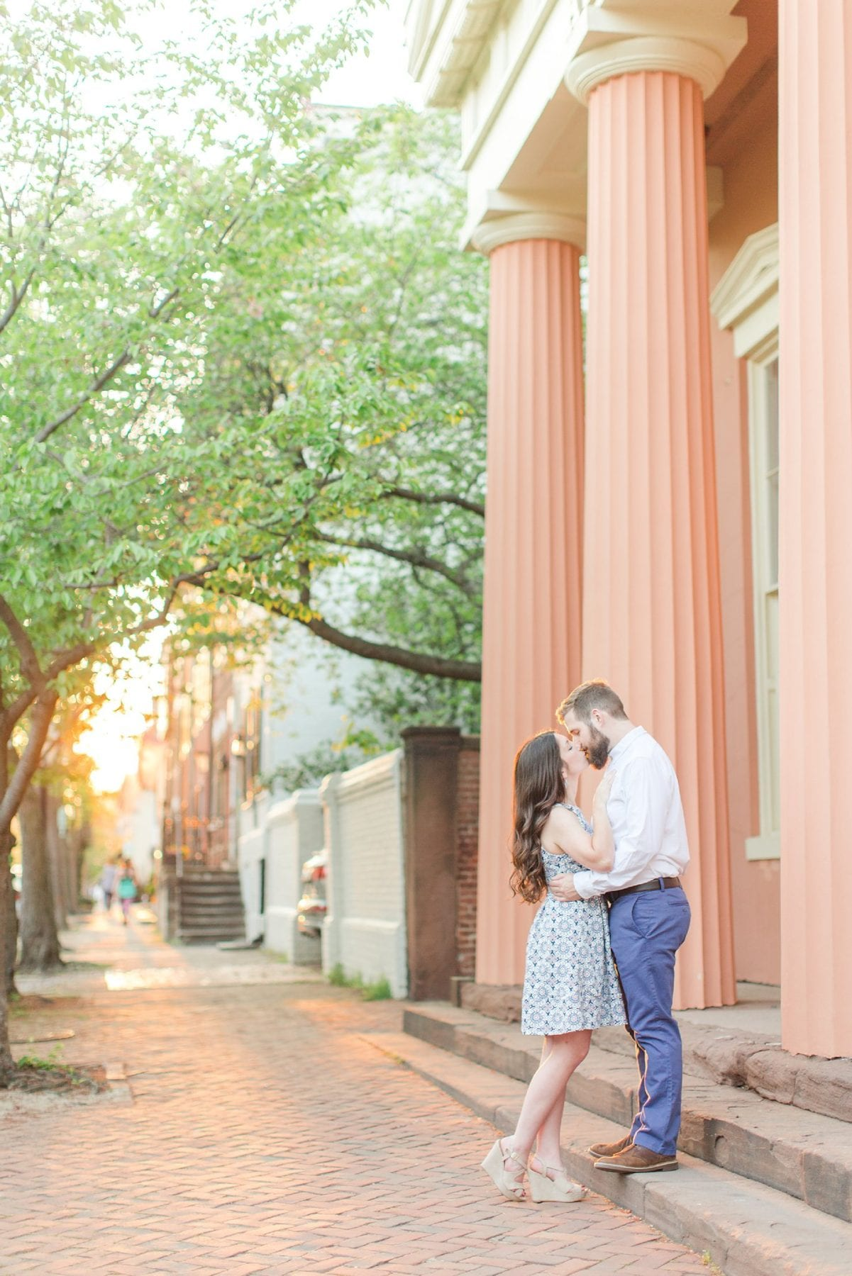 Historic Old Town Alexandria Engagement Session Megan Kelsey Photography-342.jpg