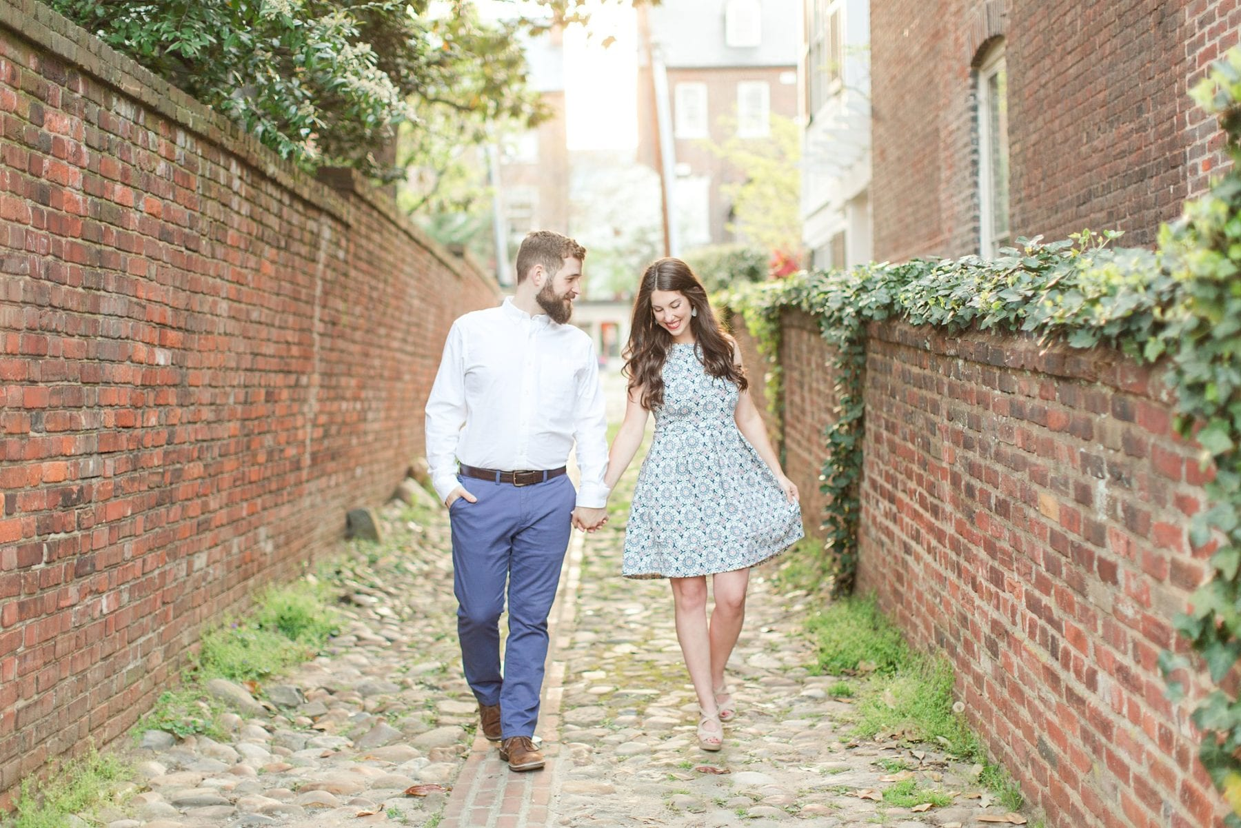 Historic Old Town Alexandria Engagement Session Megan Kelsey Photography-355.jpg