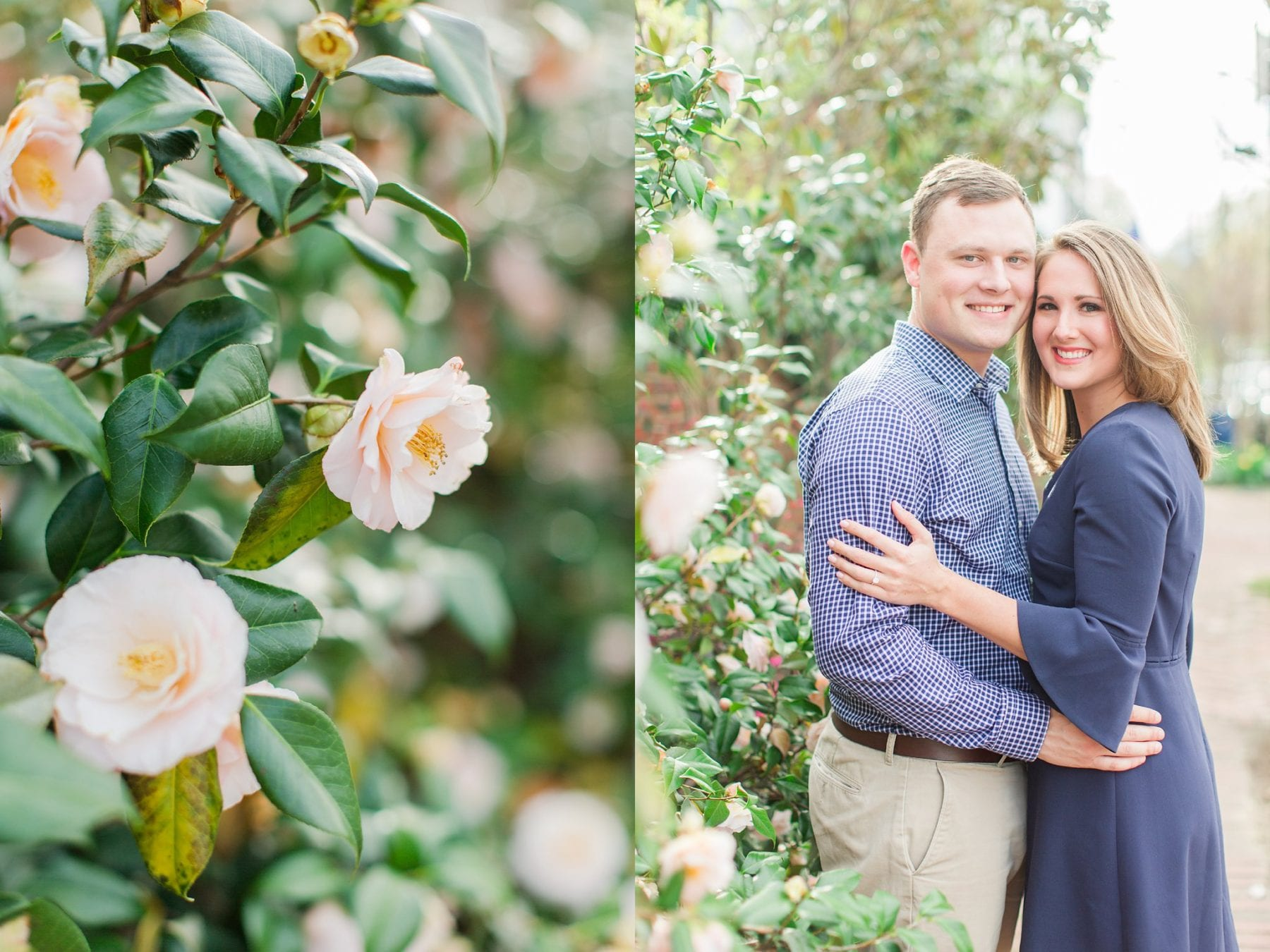 Springtime Old Town Alexandria Engagement Session Matt & Maxie Megan Kelsey Photography-1.jpg