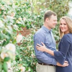 Springtime Old Town Alexandria Engagement Photos | Maxie & Matthew