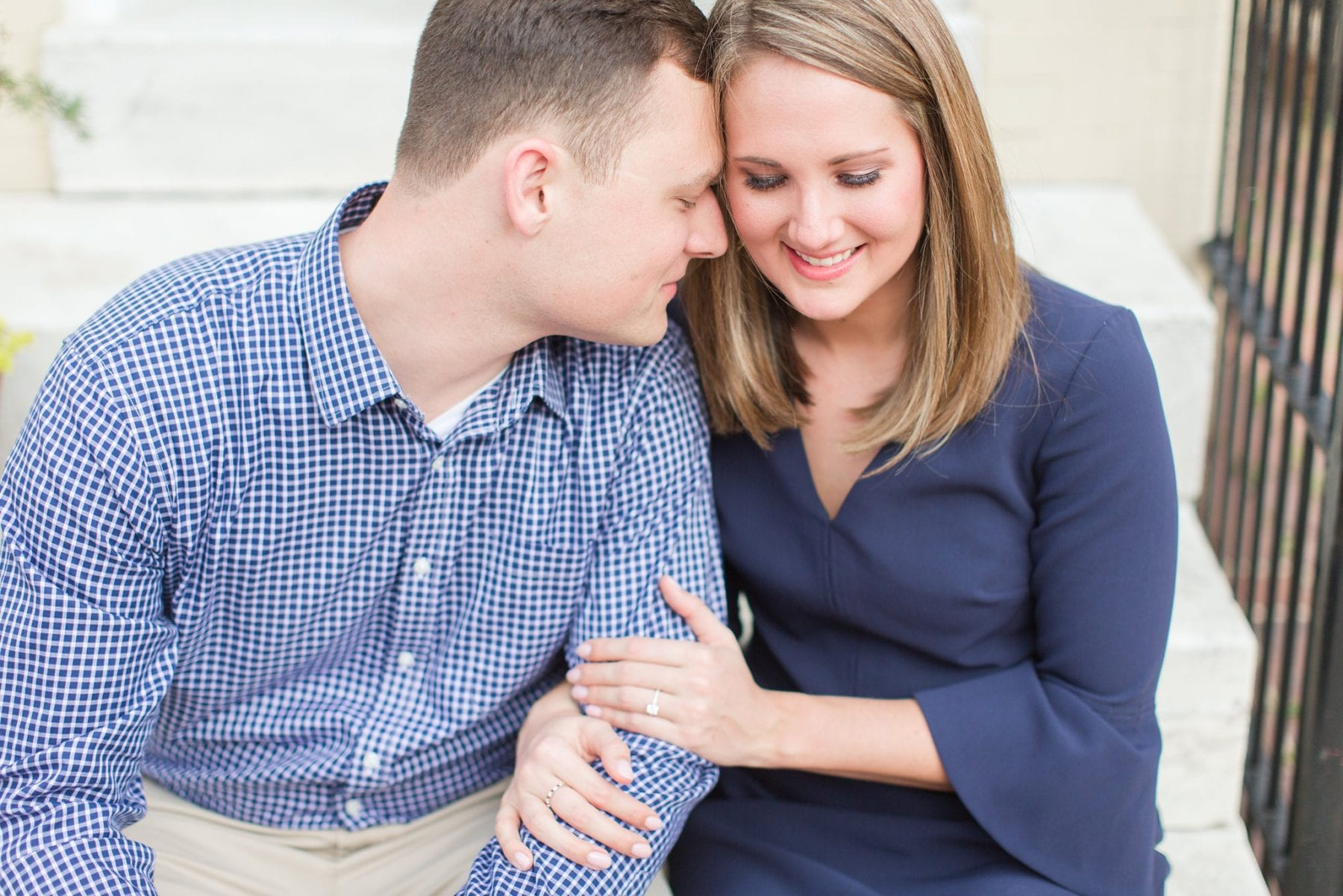 Springtime Old Town Alexandria Engagement Session Matt & Maxie Megan Kelsey Photography-116.jpg