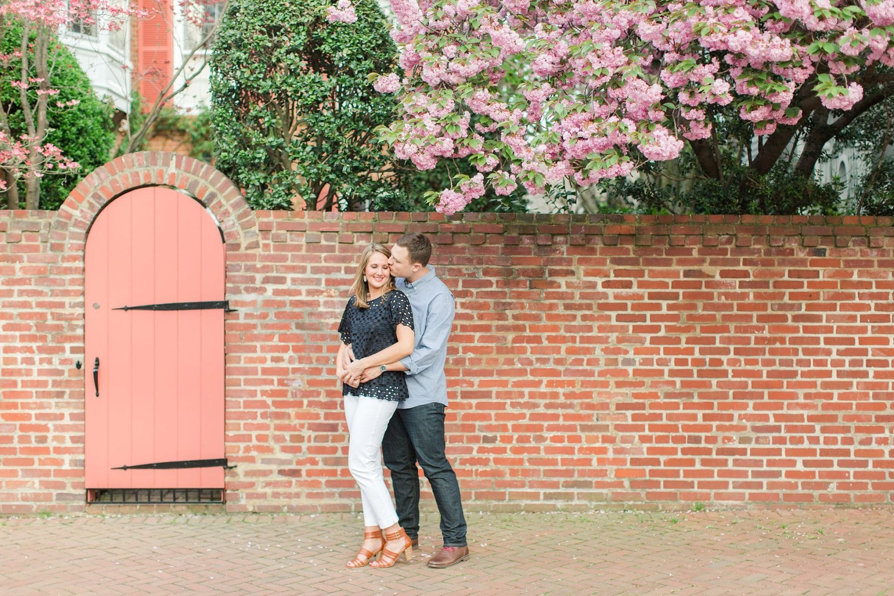 Springtime Old Town Alexandria Engagement Session Matt & Maxie Megan Kelsey Photography-178.jpg