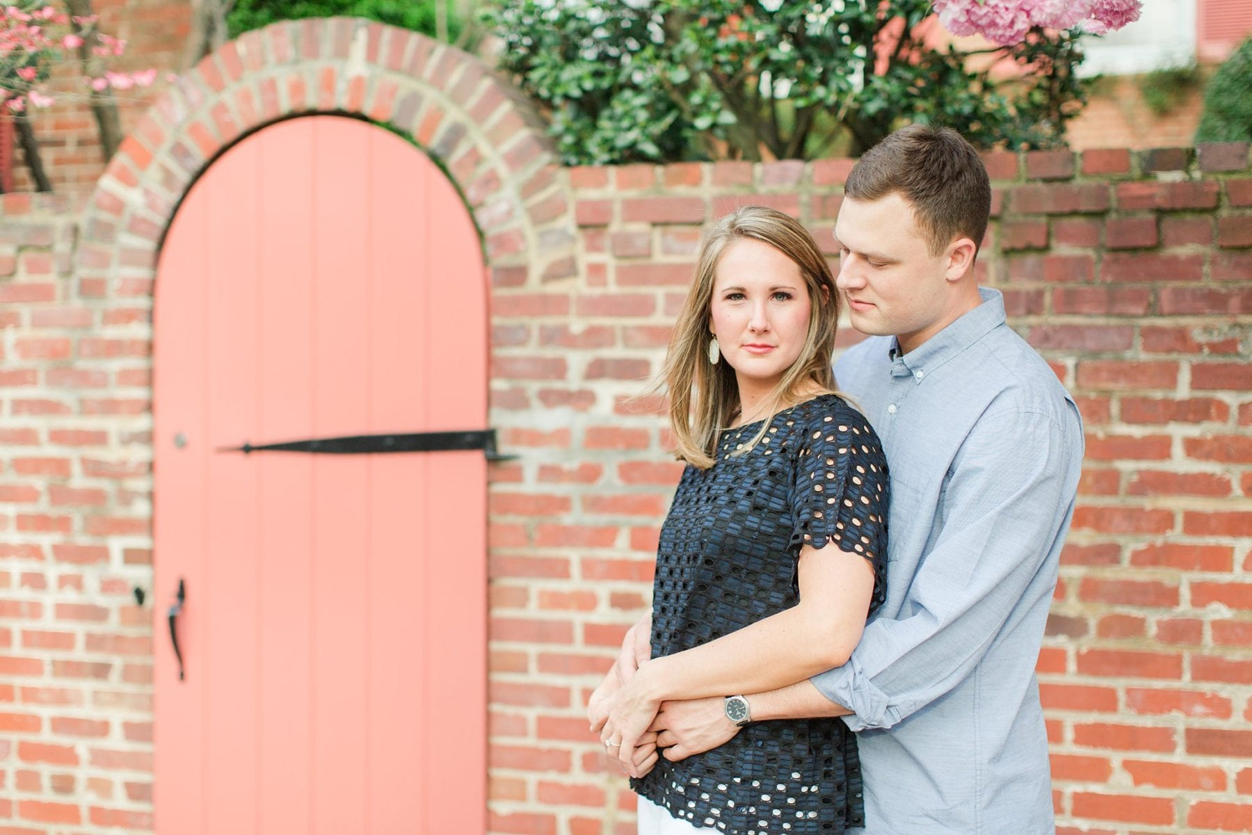Springtime Old Town Alexandria Engagement Session Matt & Maxie Megan Kelsey Photography-185.jpg