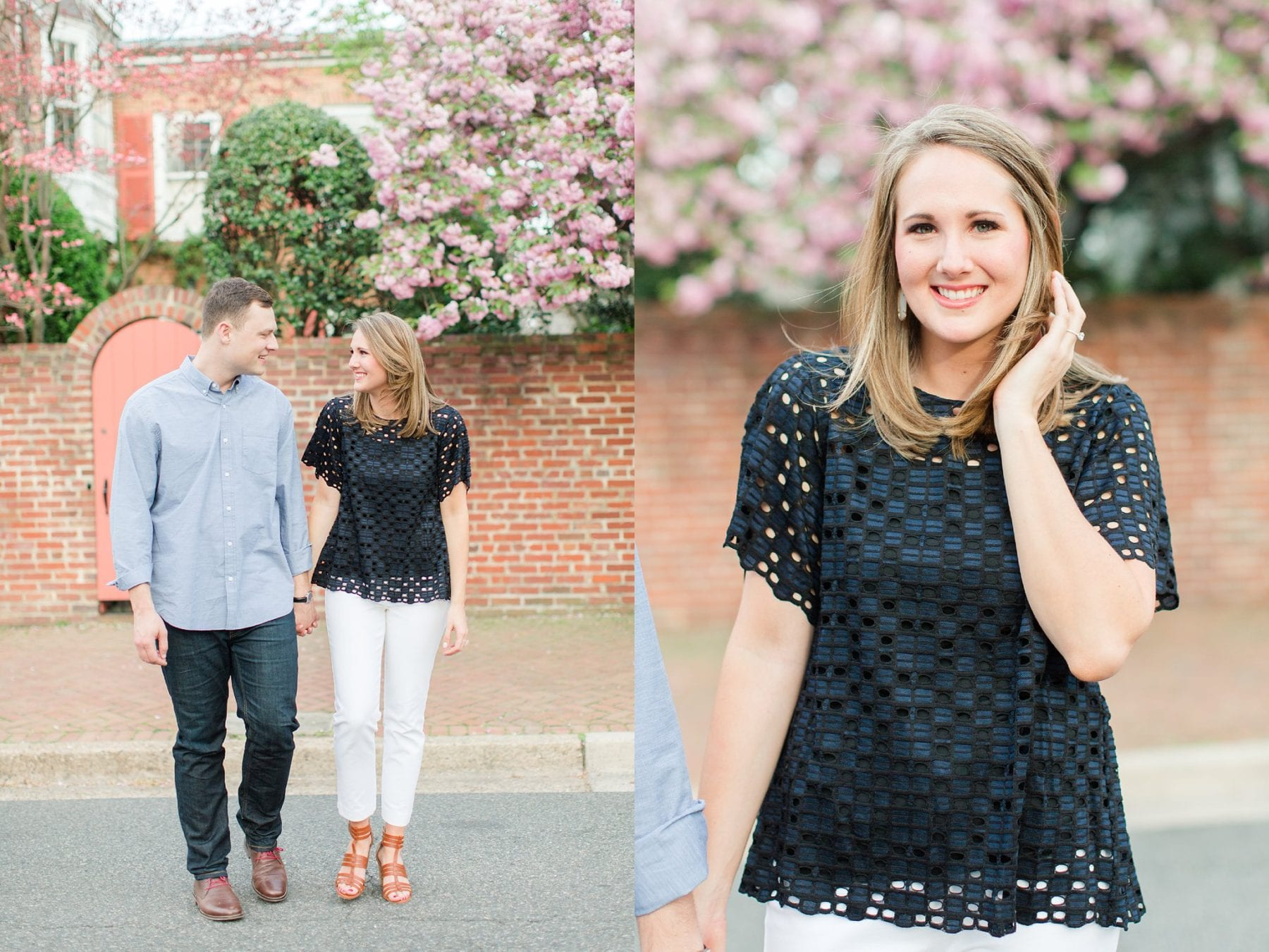 Springtime Old Town Alexandria Engagement Session Matt & Maxie Megan Kelsey Photography-193.jpg