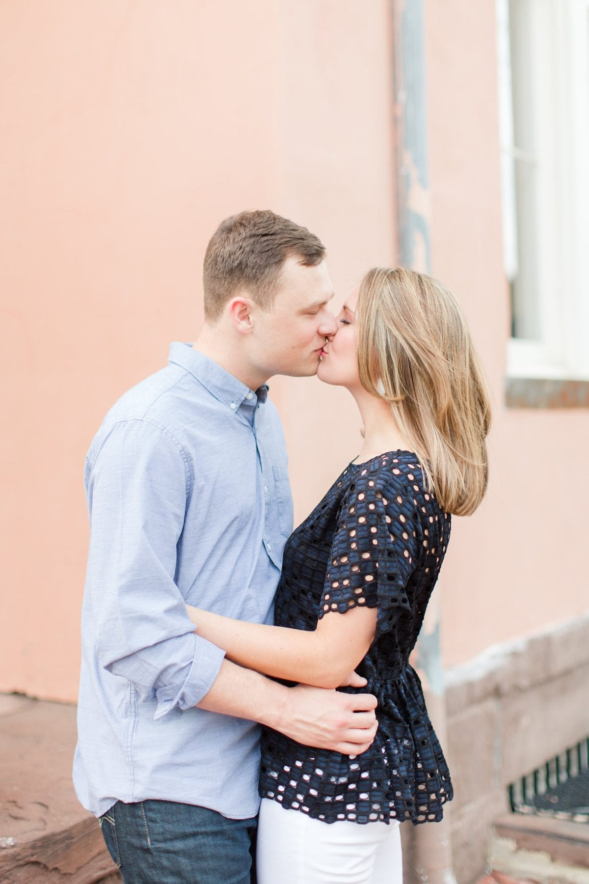 Springtime Old Town Alexandria Engagement Session Matt & Maxie Megan Kelsey Photography-211.jpg