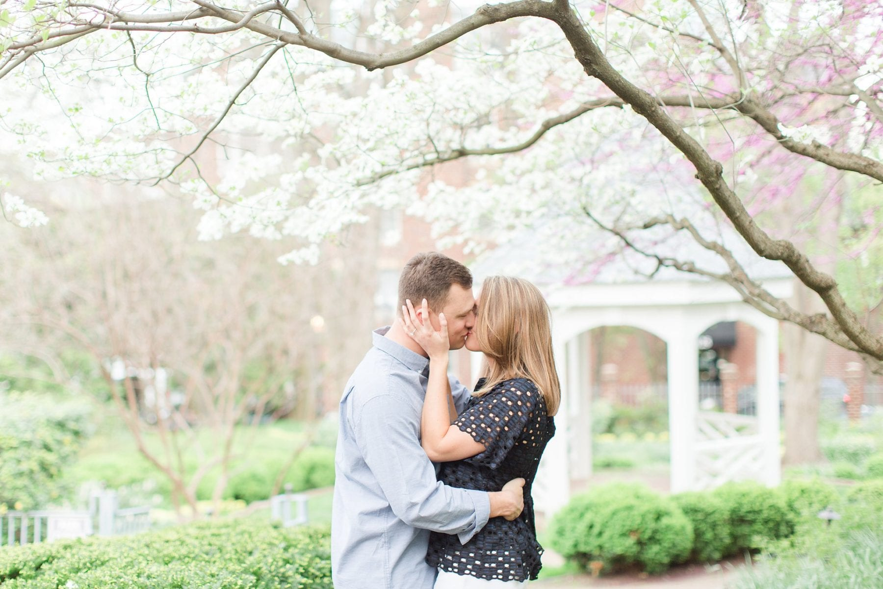 Springtime Old Town Alexandria Engagement Session Matt & Maxie Megan Kelsey Photography-250.jpg