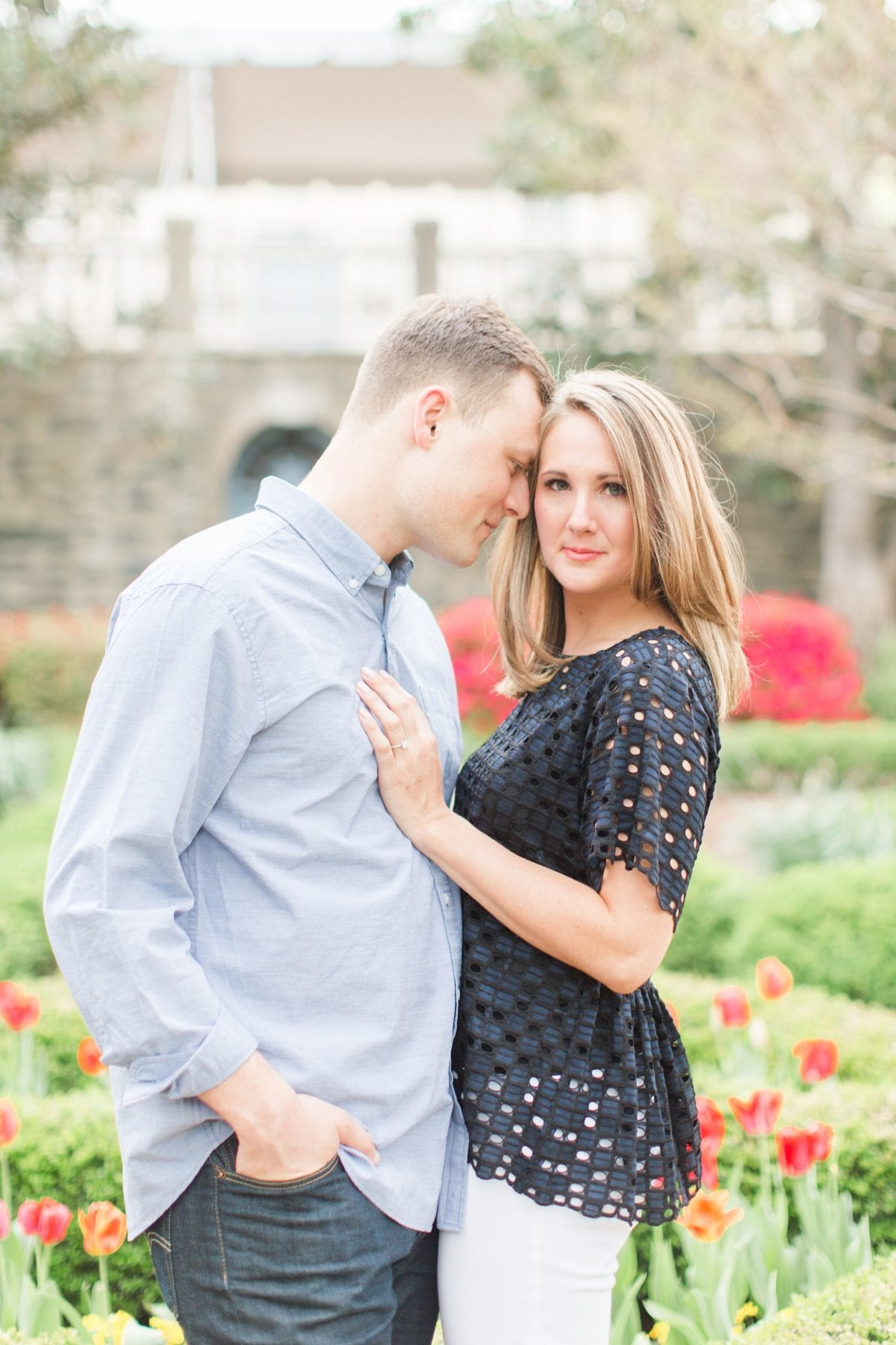 Springtime Old Town Alexandria Engagement Session Matt & Maxie Megan Kelsey Photography-259.jpg