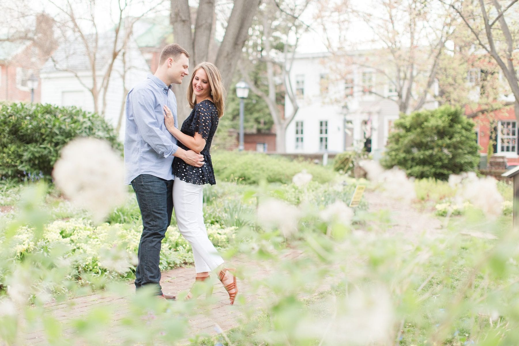 Springtime Old Town Alexandria Engagement Session Matt & Maxie Megan Kelsey Photography-273.jpg