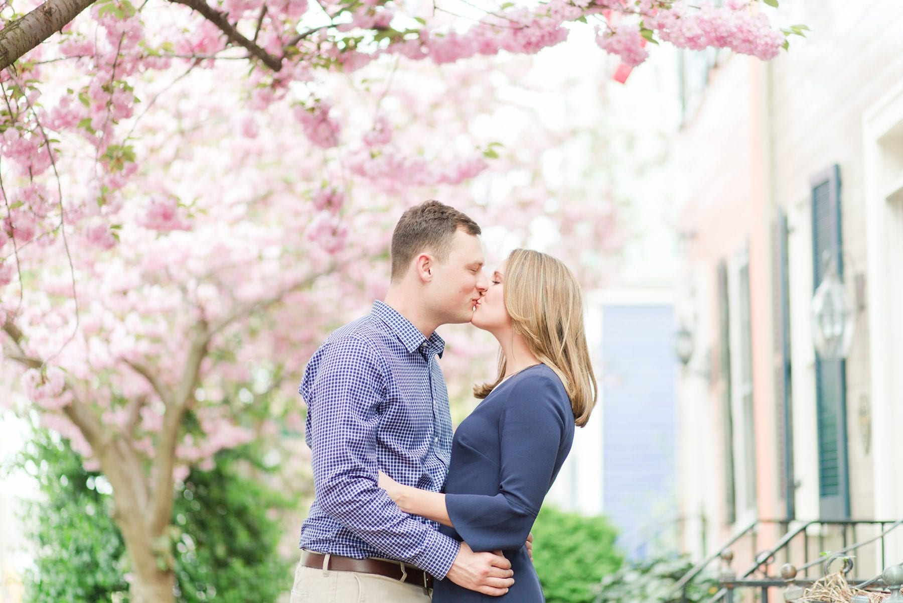 Springtime Old Town Alexandria Engagement Session Matt & Maxie Megan Kelsey Photography-64.jpg