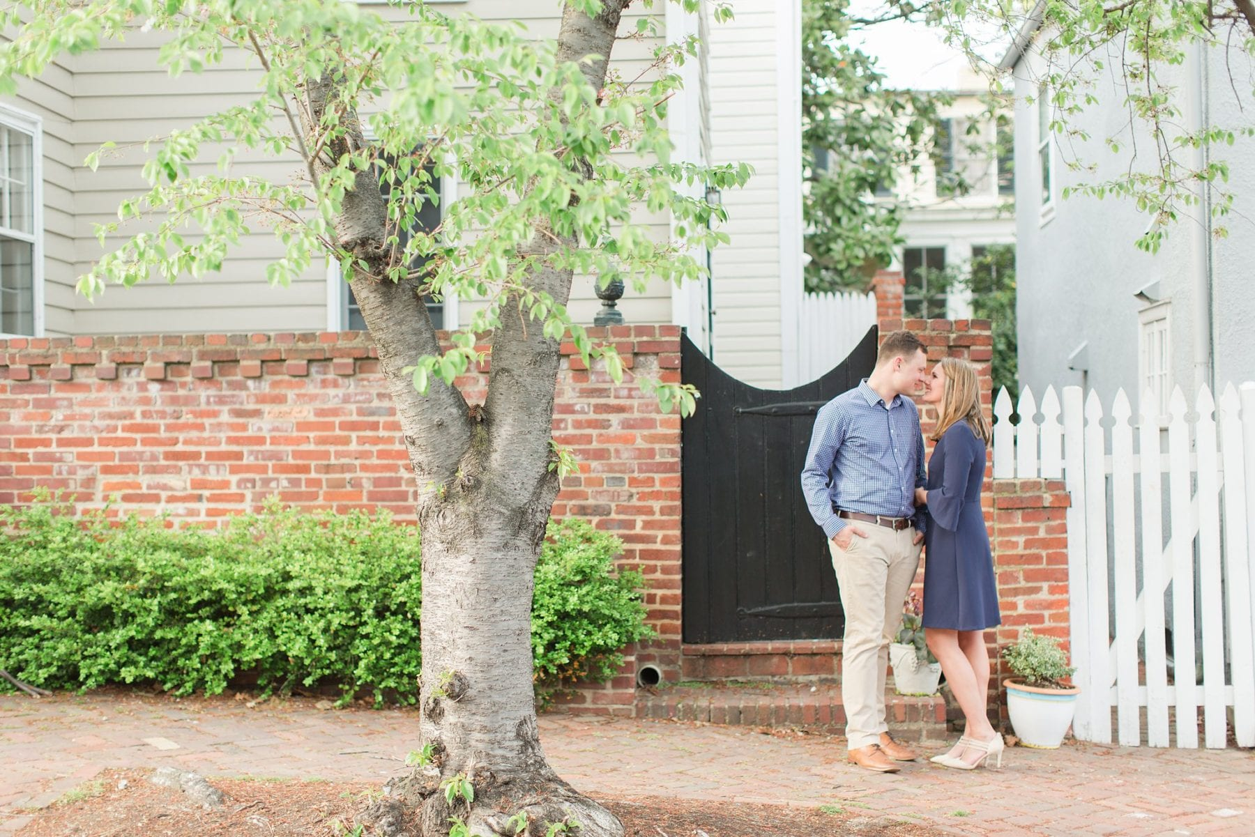 Springtime Old Town Alexandria Engagement Session Matt & Maxie Megan Kelsey Photography-67.jpg